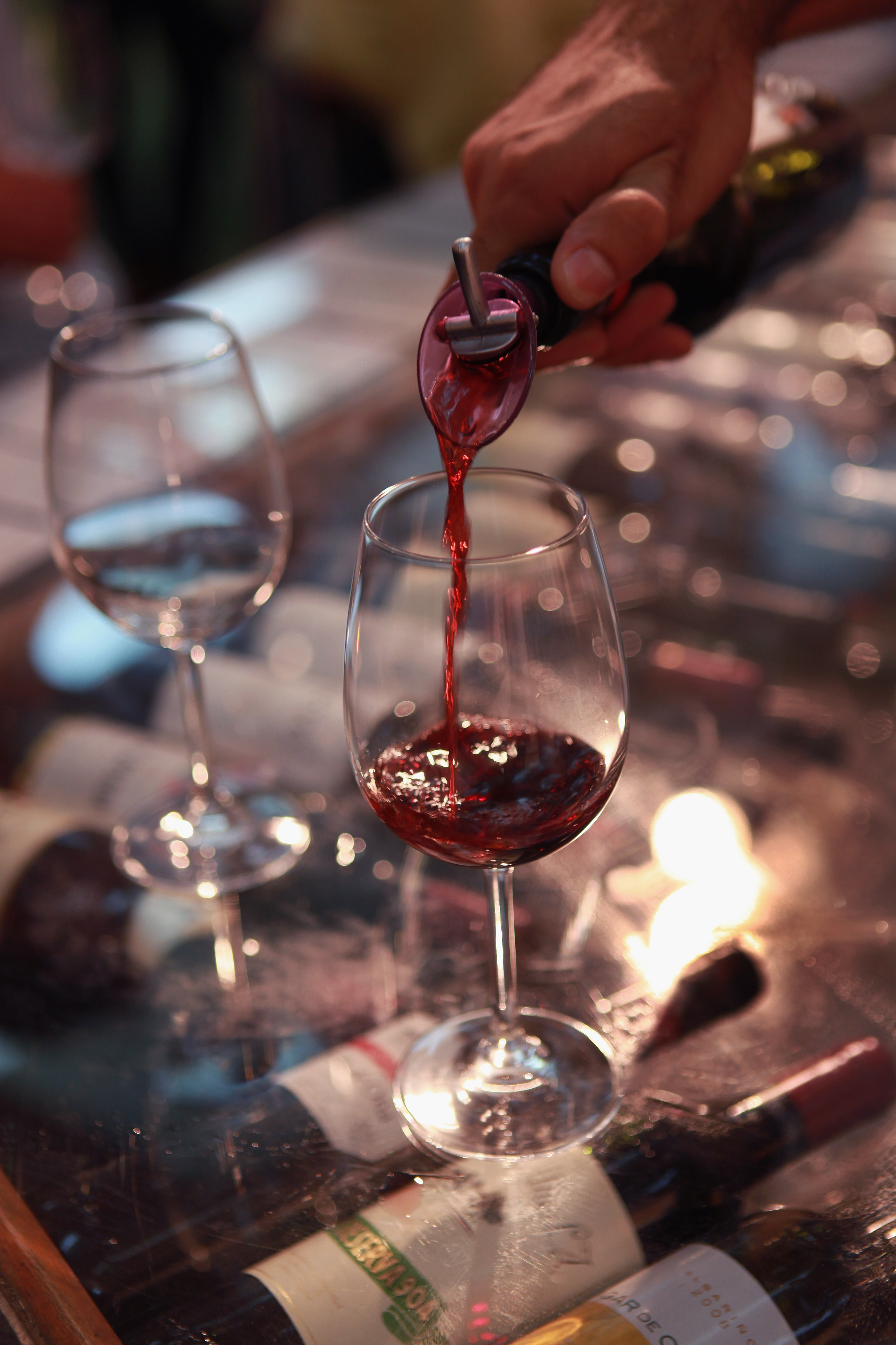 Local And Imported Wines Showcased At Annual Tel Aviv Wine Festival