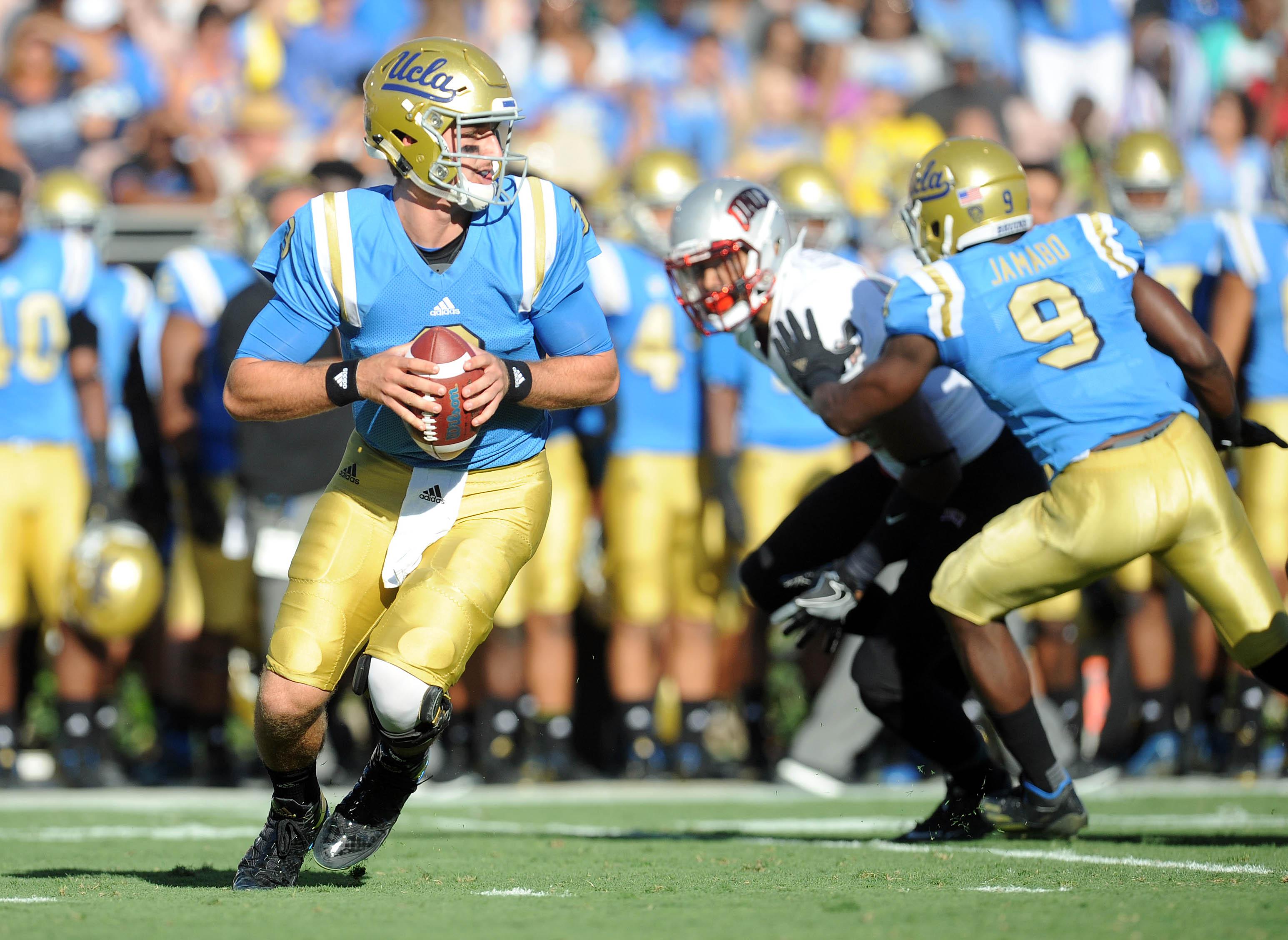 NCAA Football: UCLA vs BYU