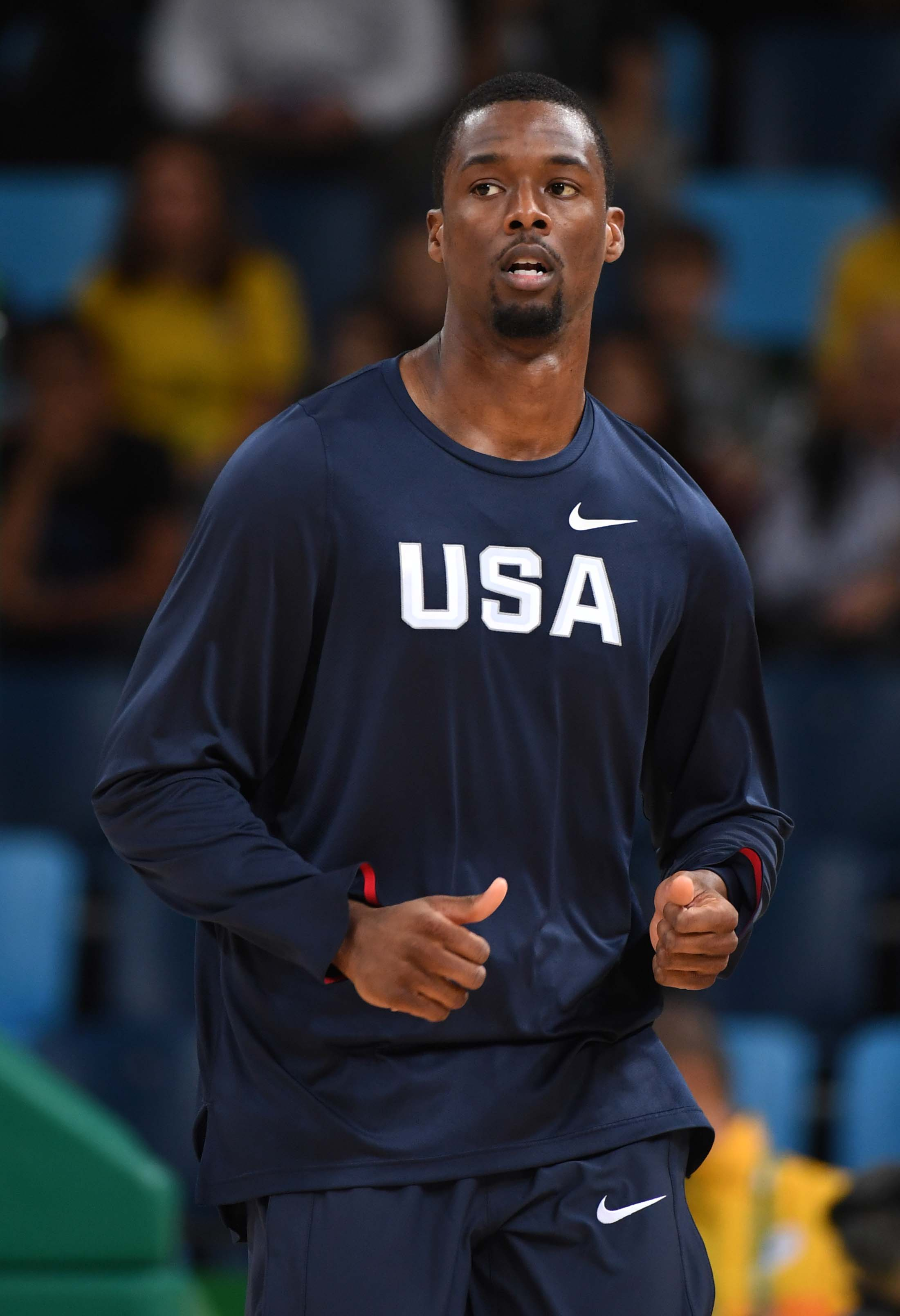 If Team USA was 12 Harrison Barneses they wouldn't even medal.