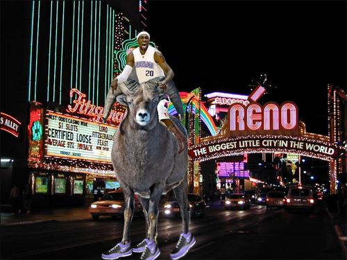 Donte Takes Reno