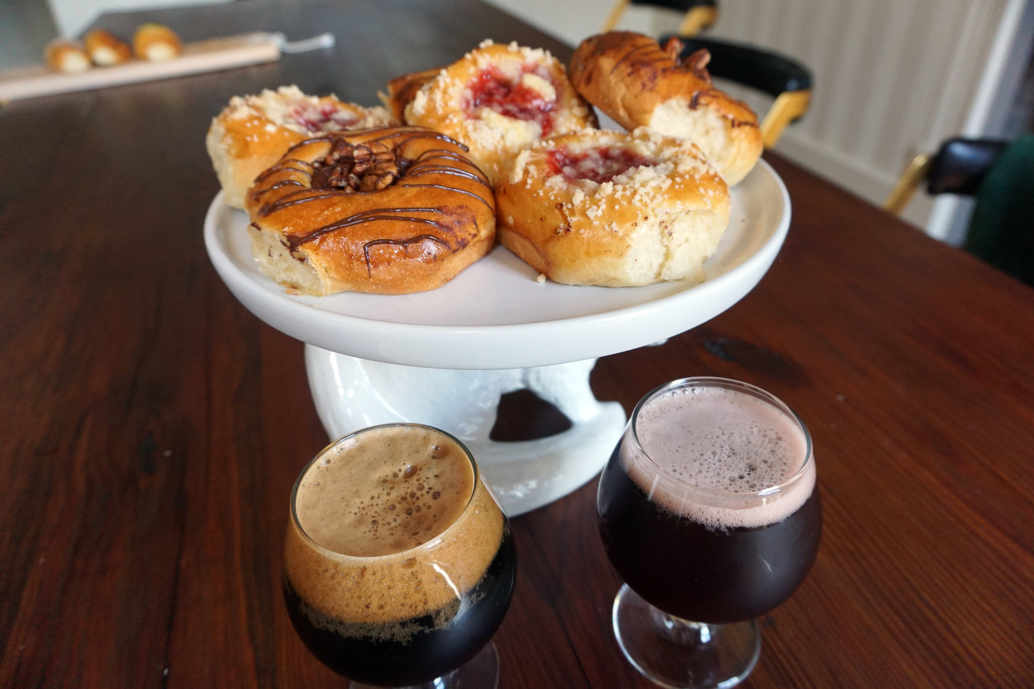 Batch's kolaches and beers