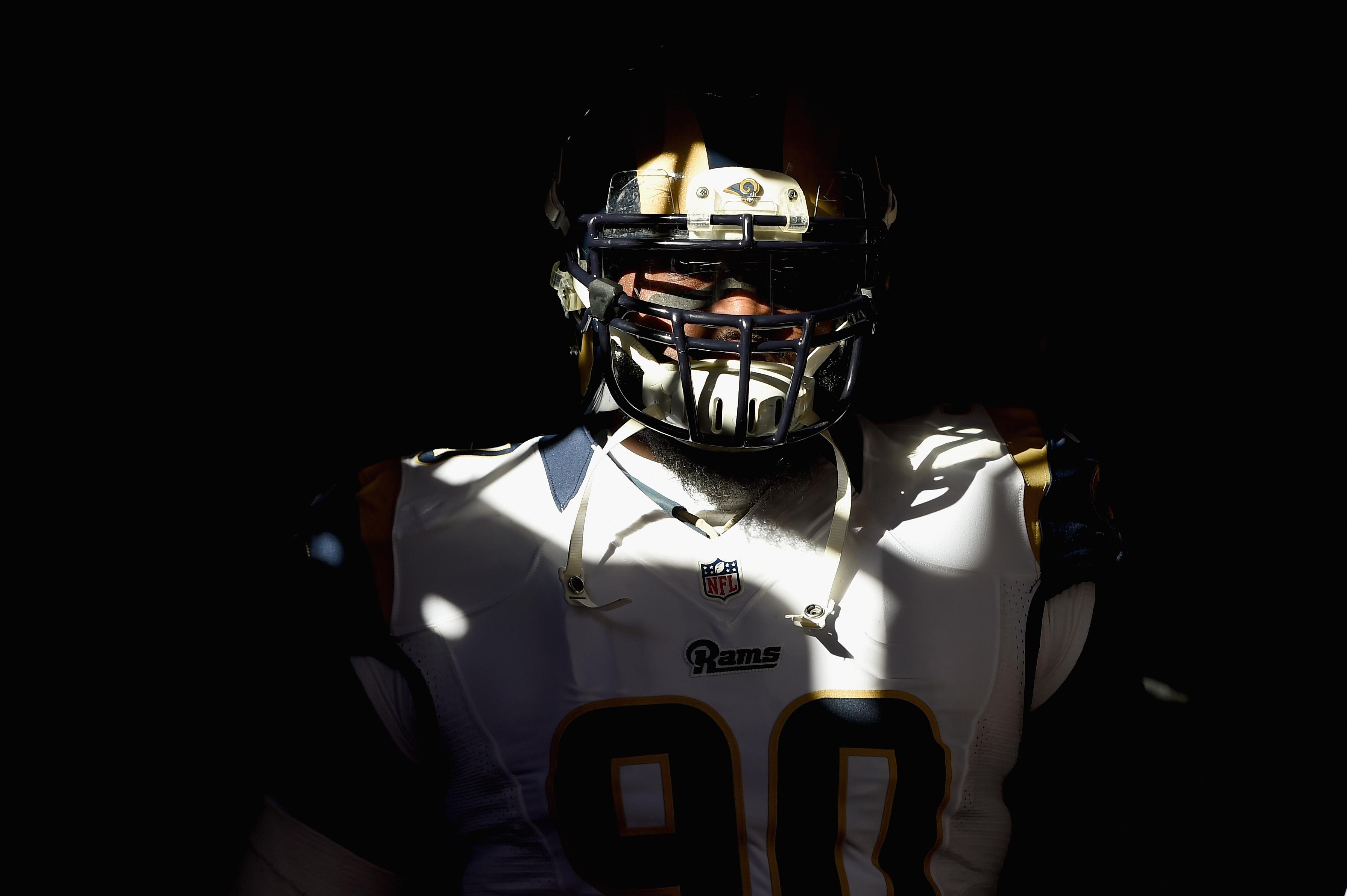 Los Angeles Rams DT Michael Brockers