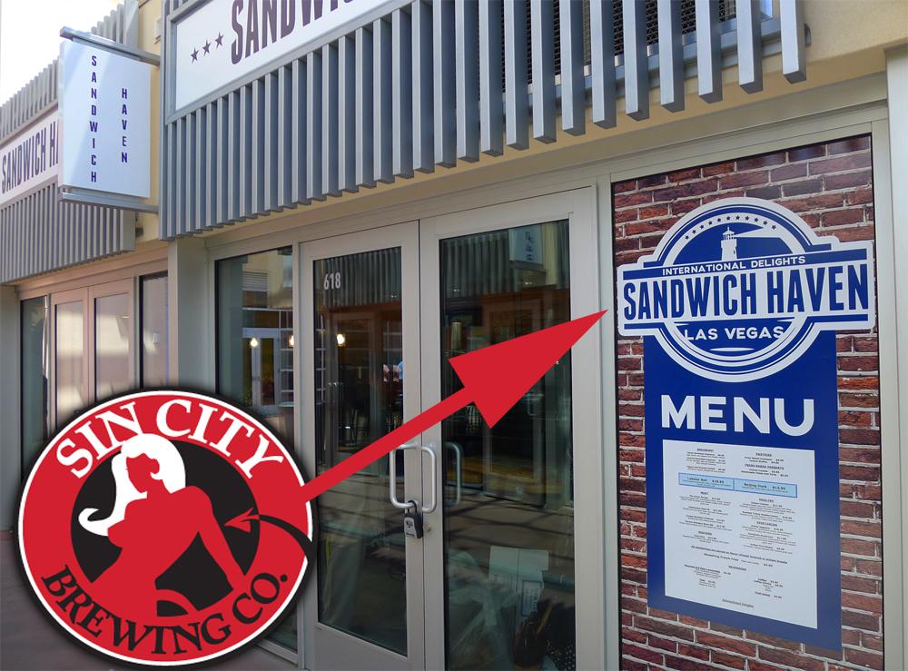 Sin City Brewing Co