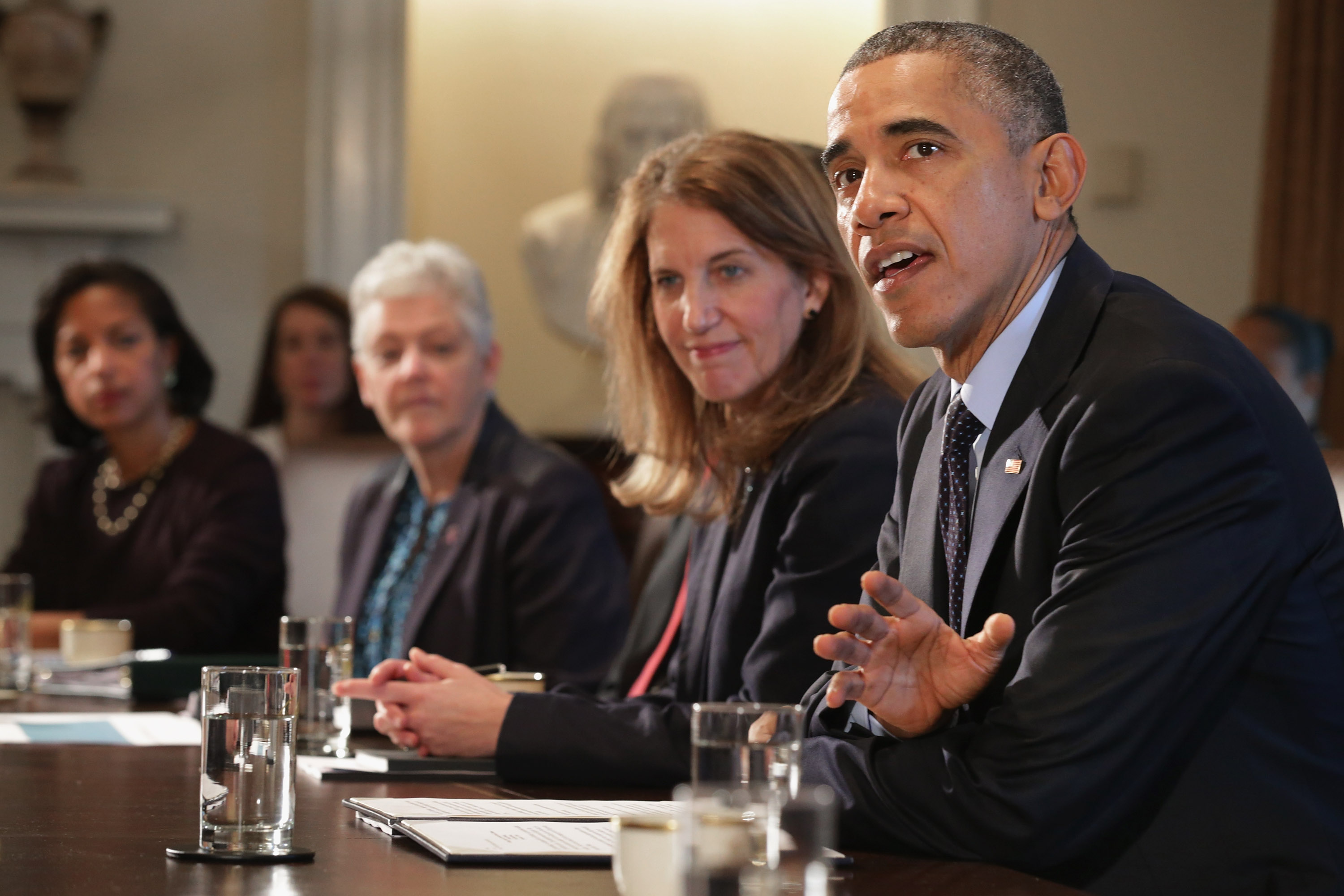 The amazing tool that women in the White House used to fight gender bias