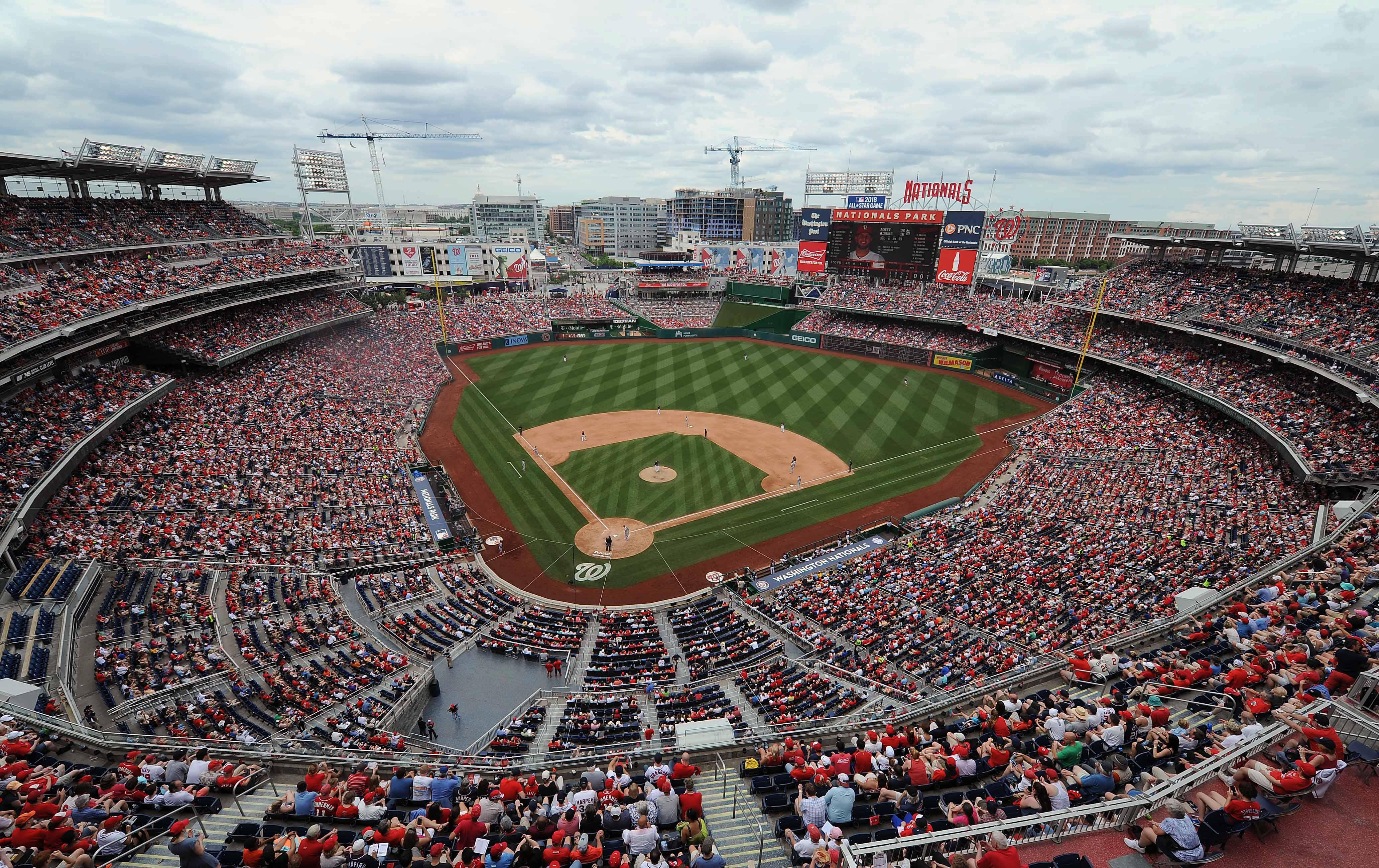 MLB: St. Louis Cardinals at Washington Nationals