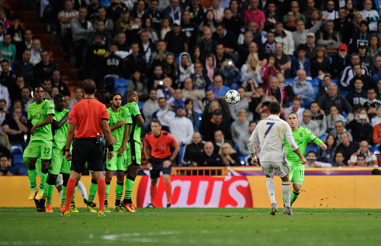 Real Madrid CF v Sporting Clube de Portugal - UEFA Champions League