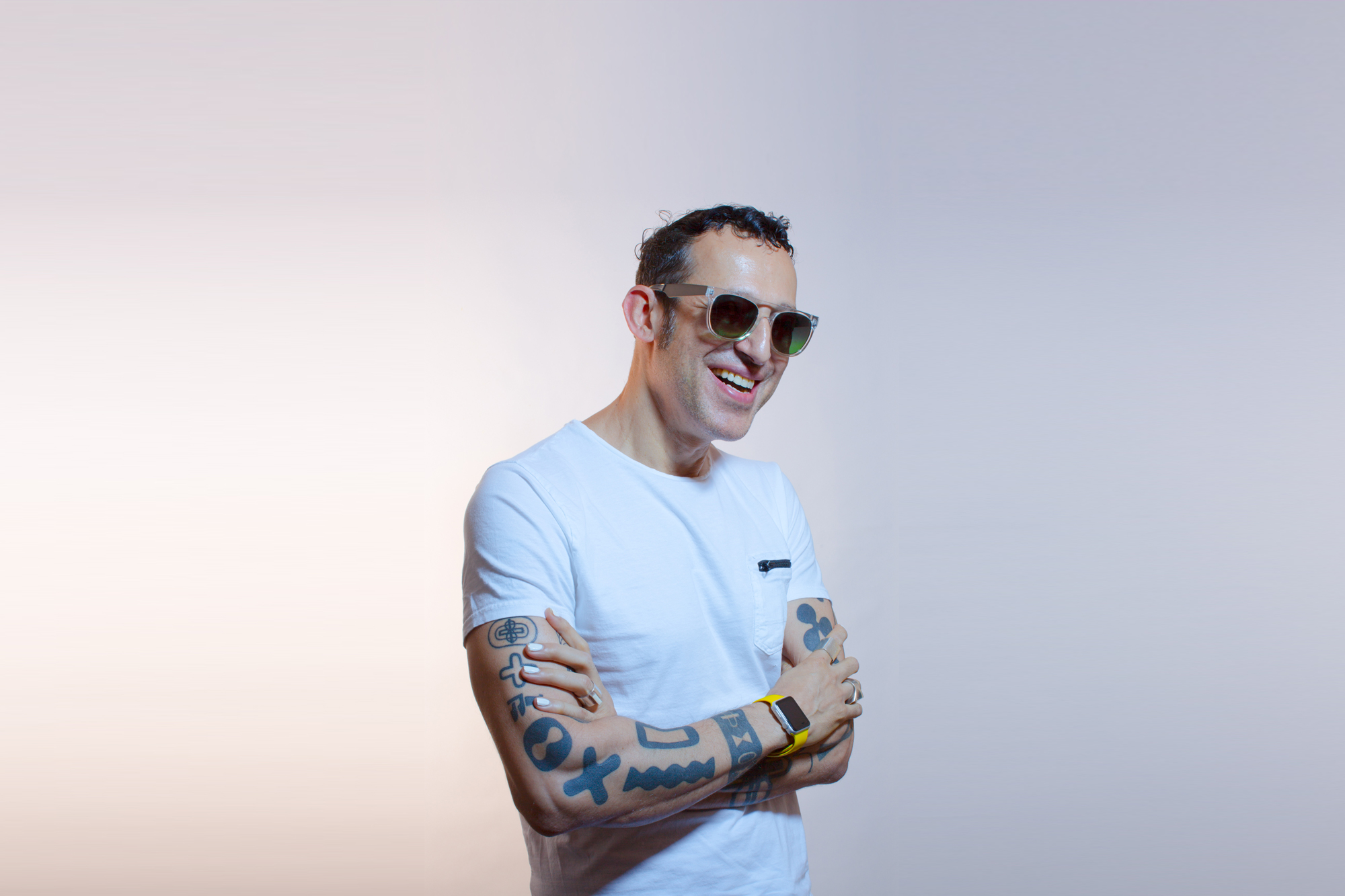 Karim Rashid wants you to realize how poorly designed everything you own is
