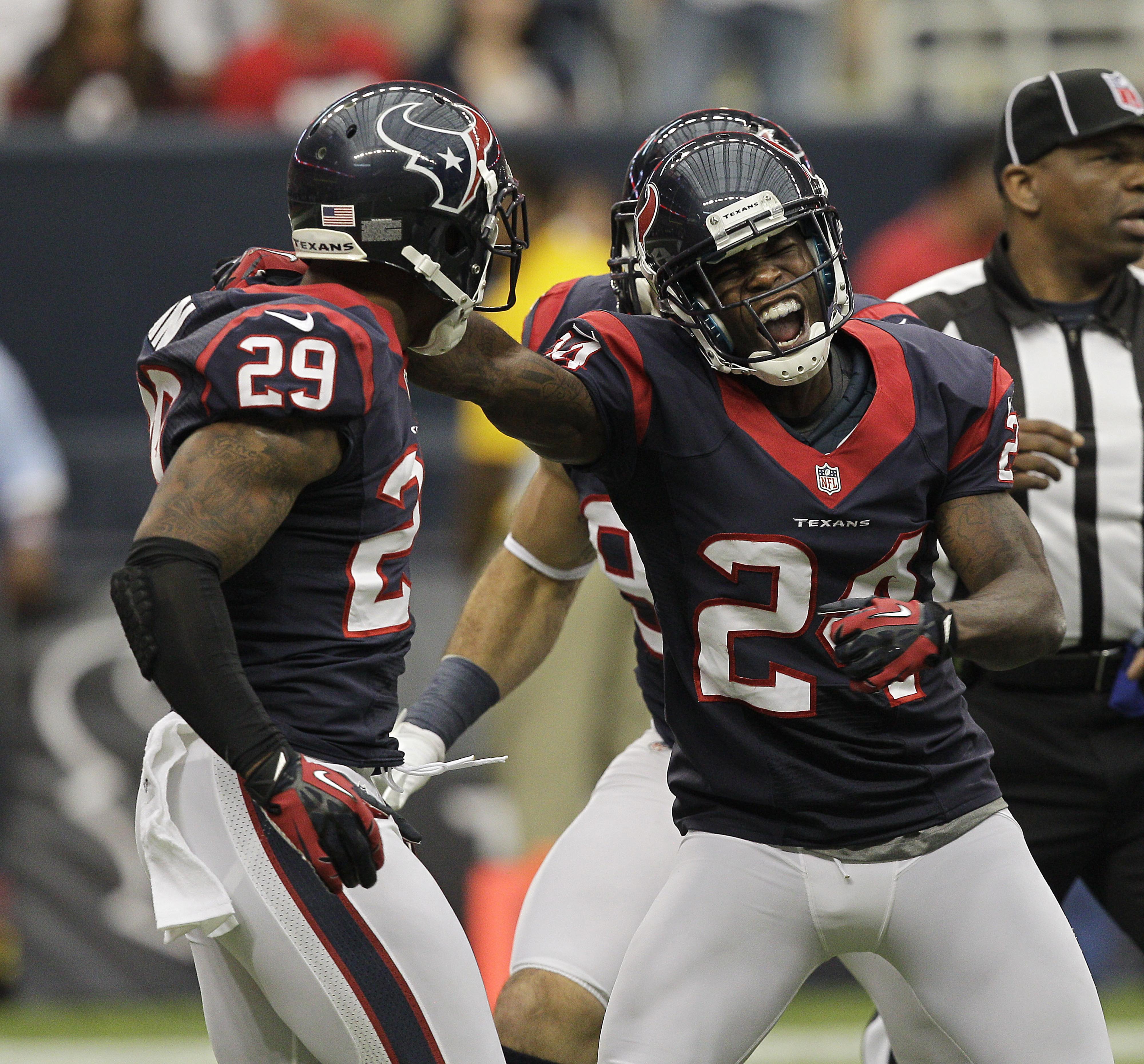 Nfl1000 Rookie Review From Week 9: Week 4 2012: Texans Vs. Titans