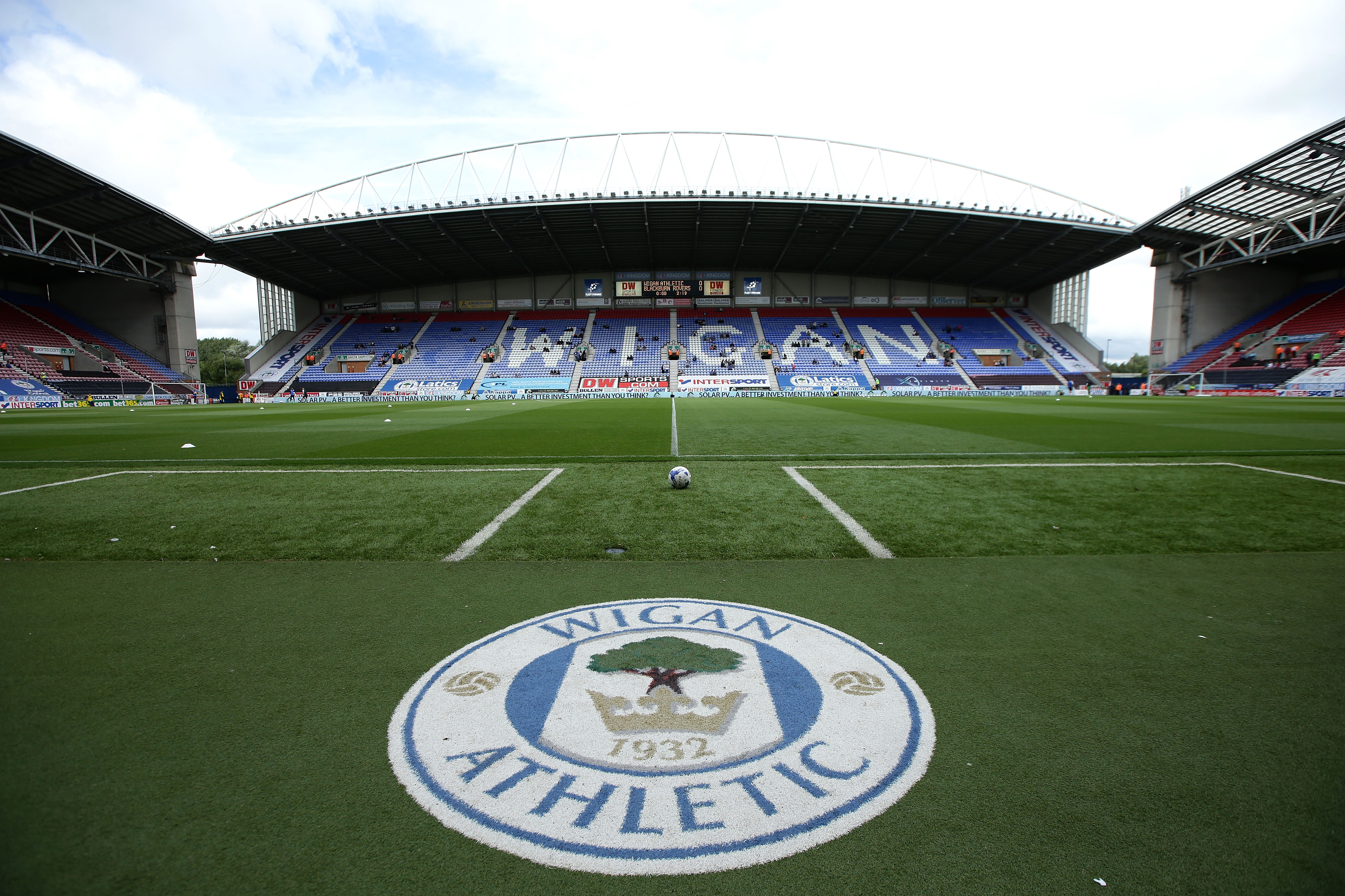 Wigan Athletic v Blackburn Rovers: Sky Bet Championship League