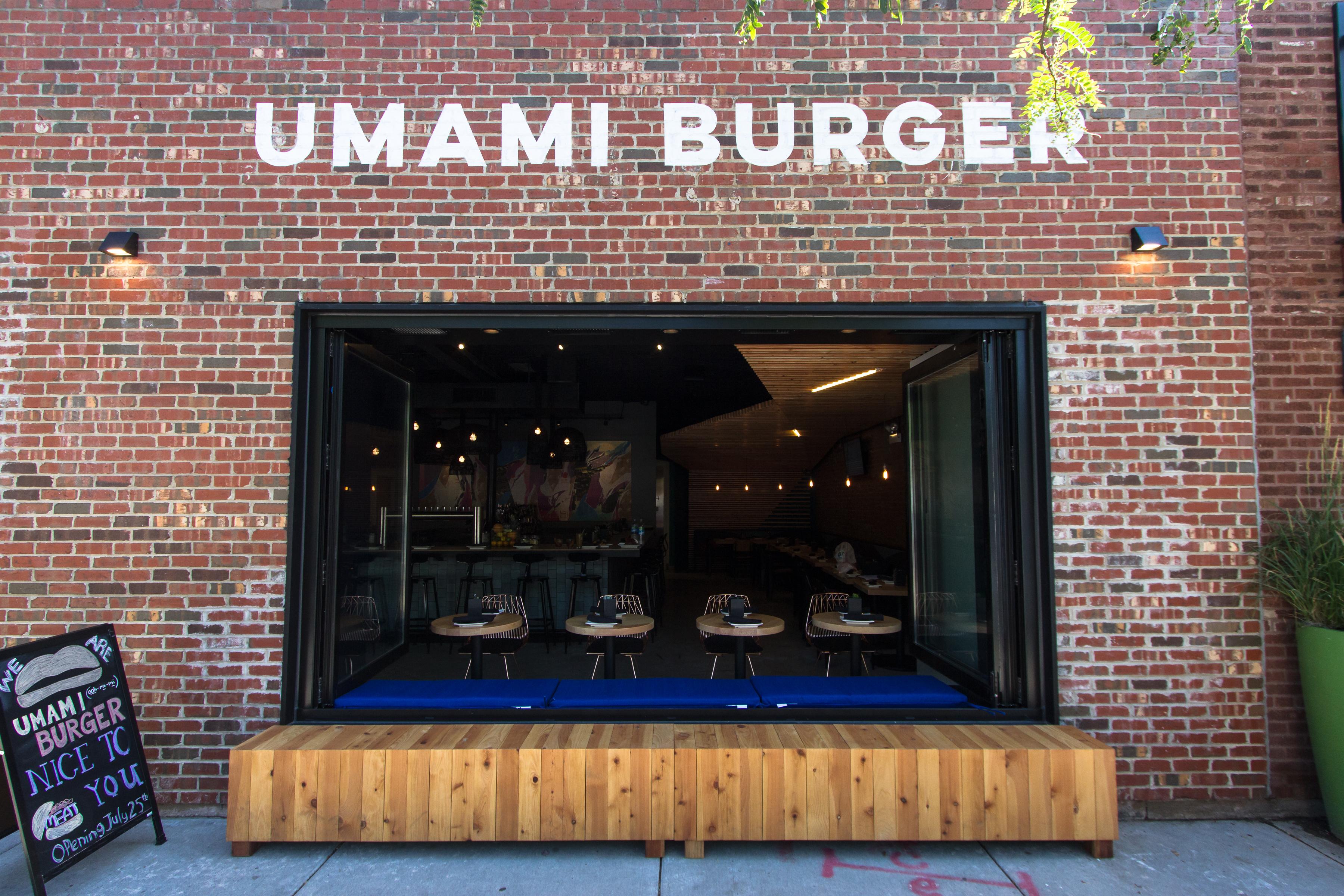 Umami Burger West Loop