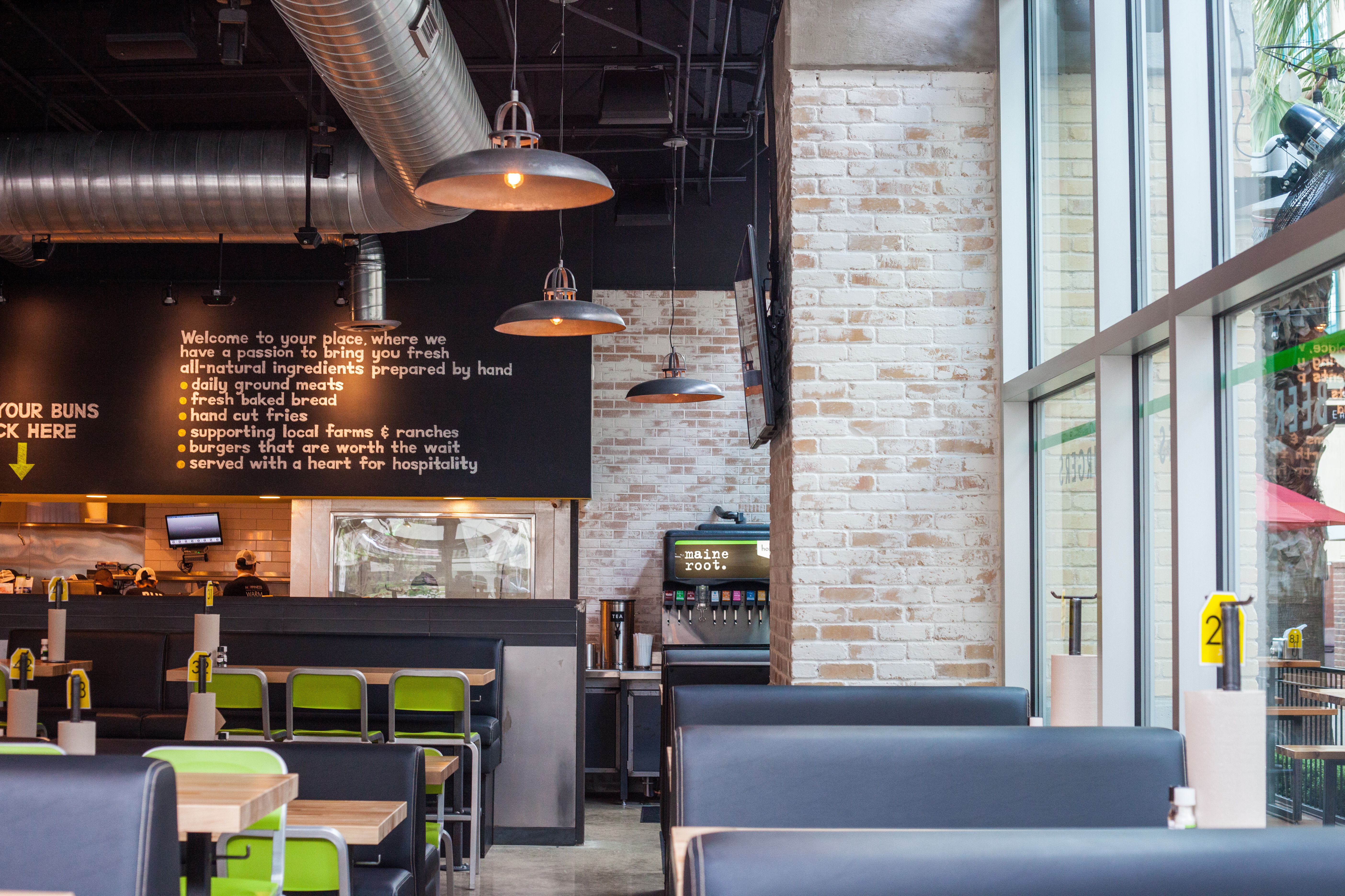 Hopdoddy Burger Bar in the Triangle