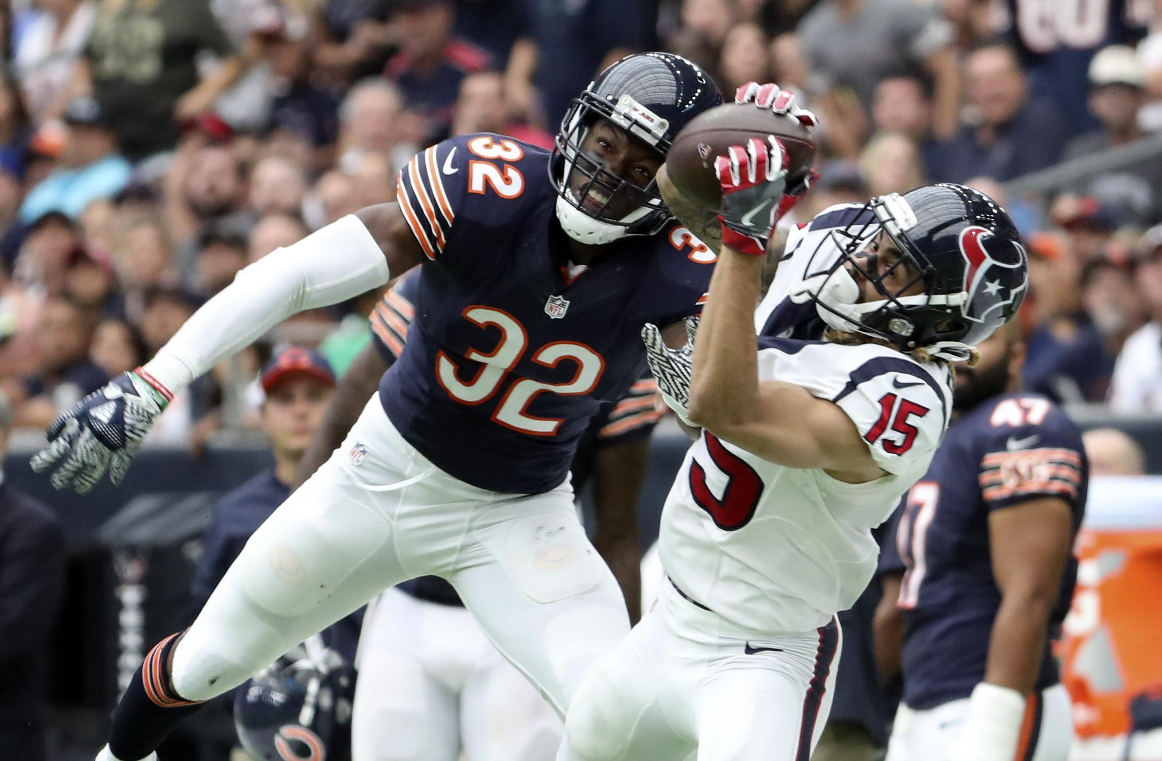 NFL: Chicago Bears at Houston Texans