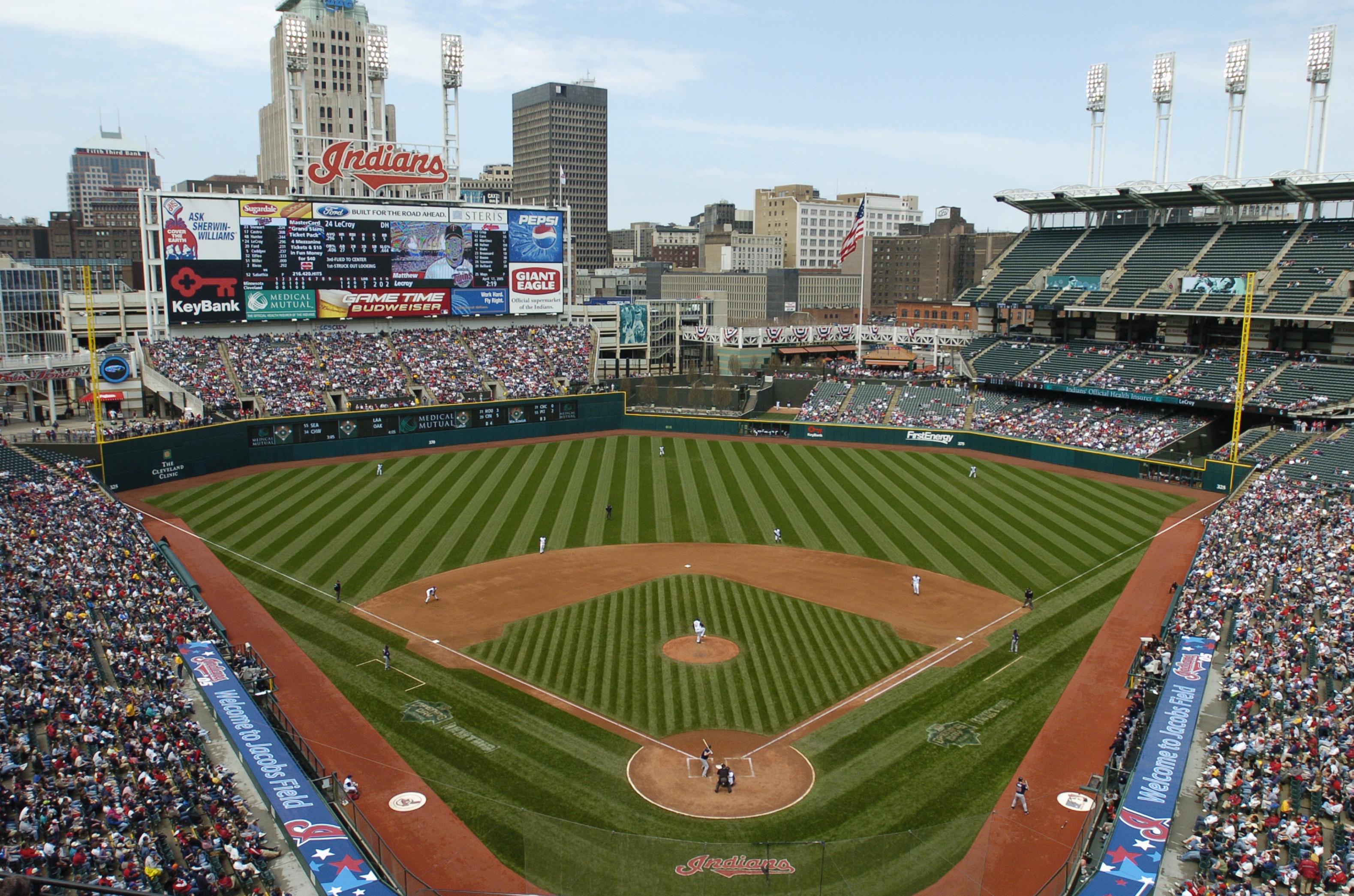 Minnesota Twins v Cleveland Indians