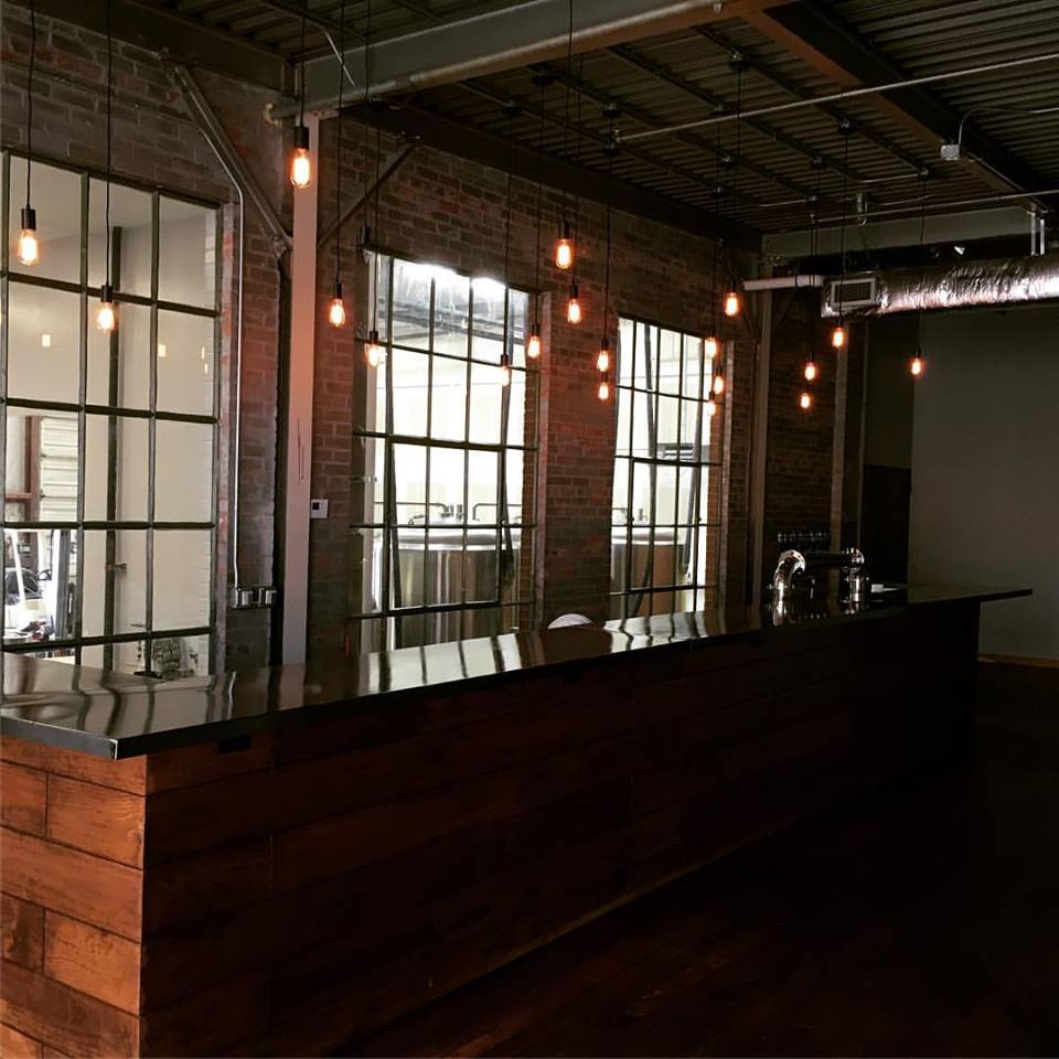Sigma Brewing Company taproom