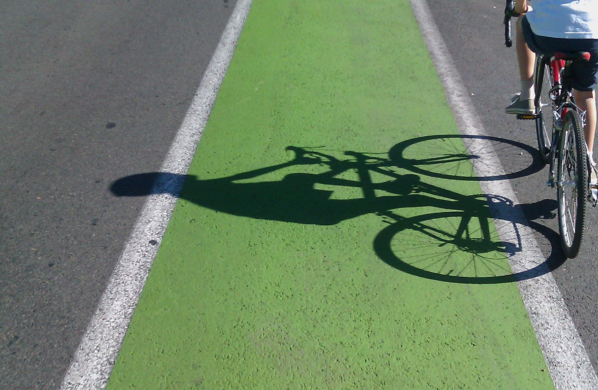 It will take more than bike lanes to make biking safe