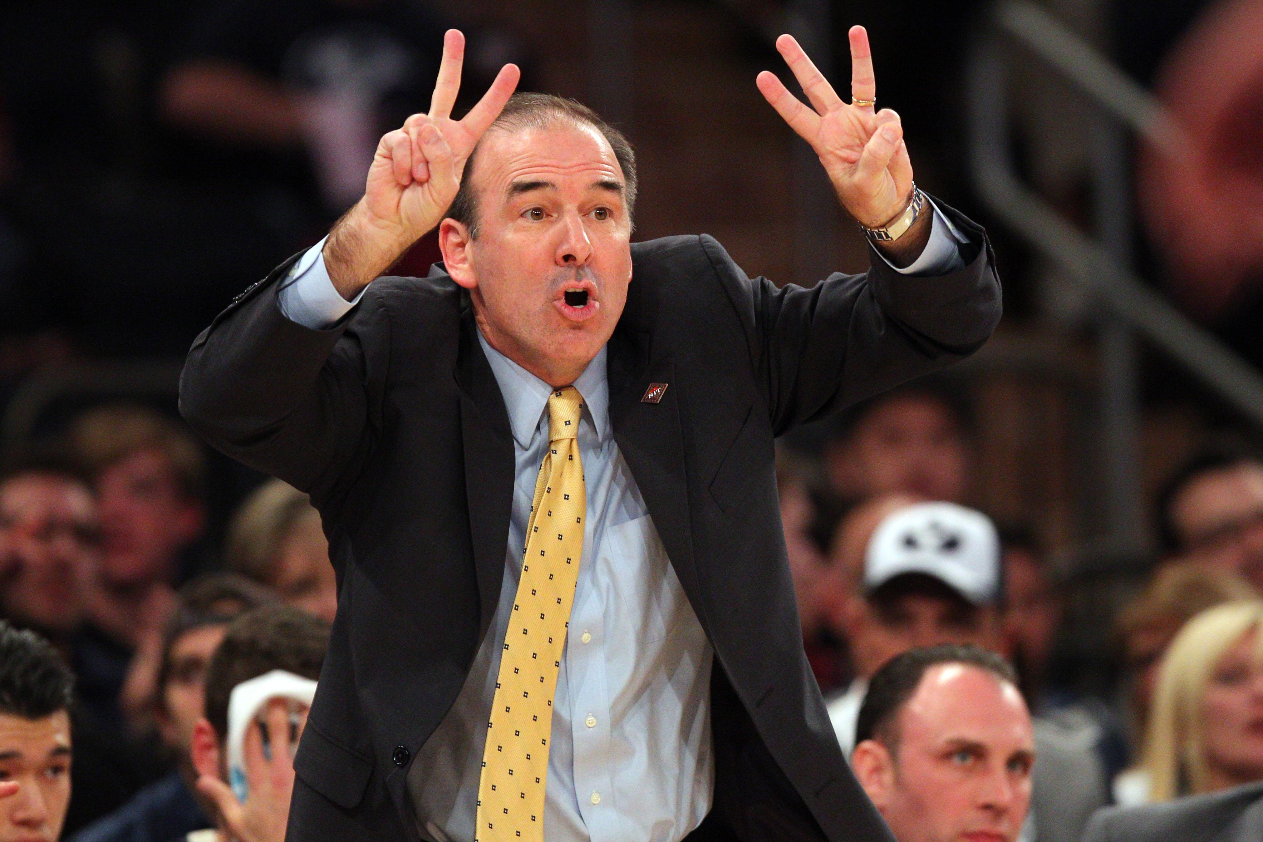 NCAA Basketball: NIT-Semifinals-San Diego State vs George Washington