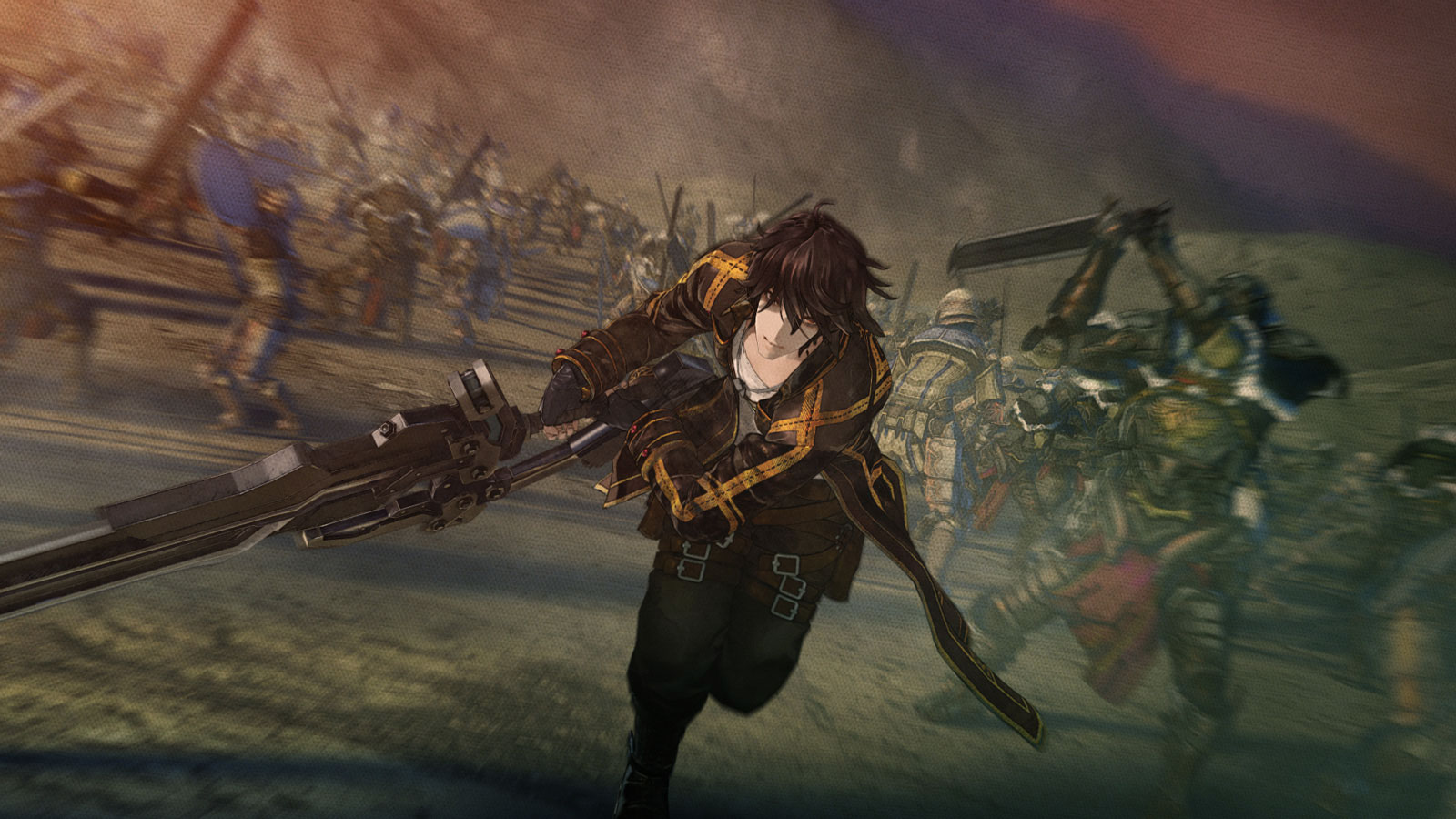 Sega's new Valkyria game is very different