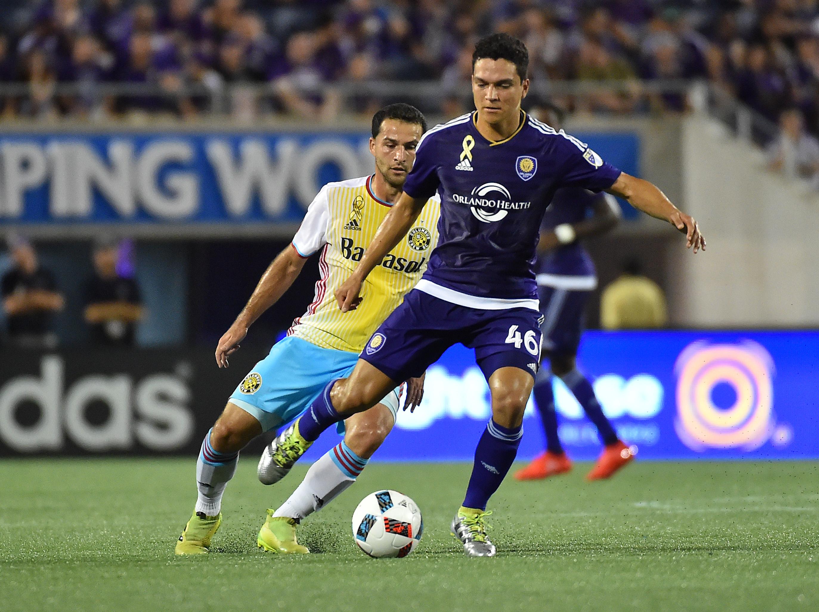 MLS: Columbus Crew SC at Orlando City SC