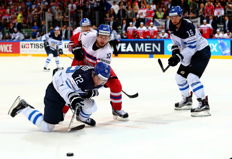 Finland v Czech Republic - 2015 IIHF Ice Hockey World Championship Quarter Final
