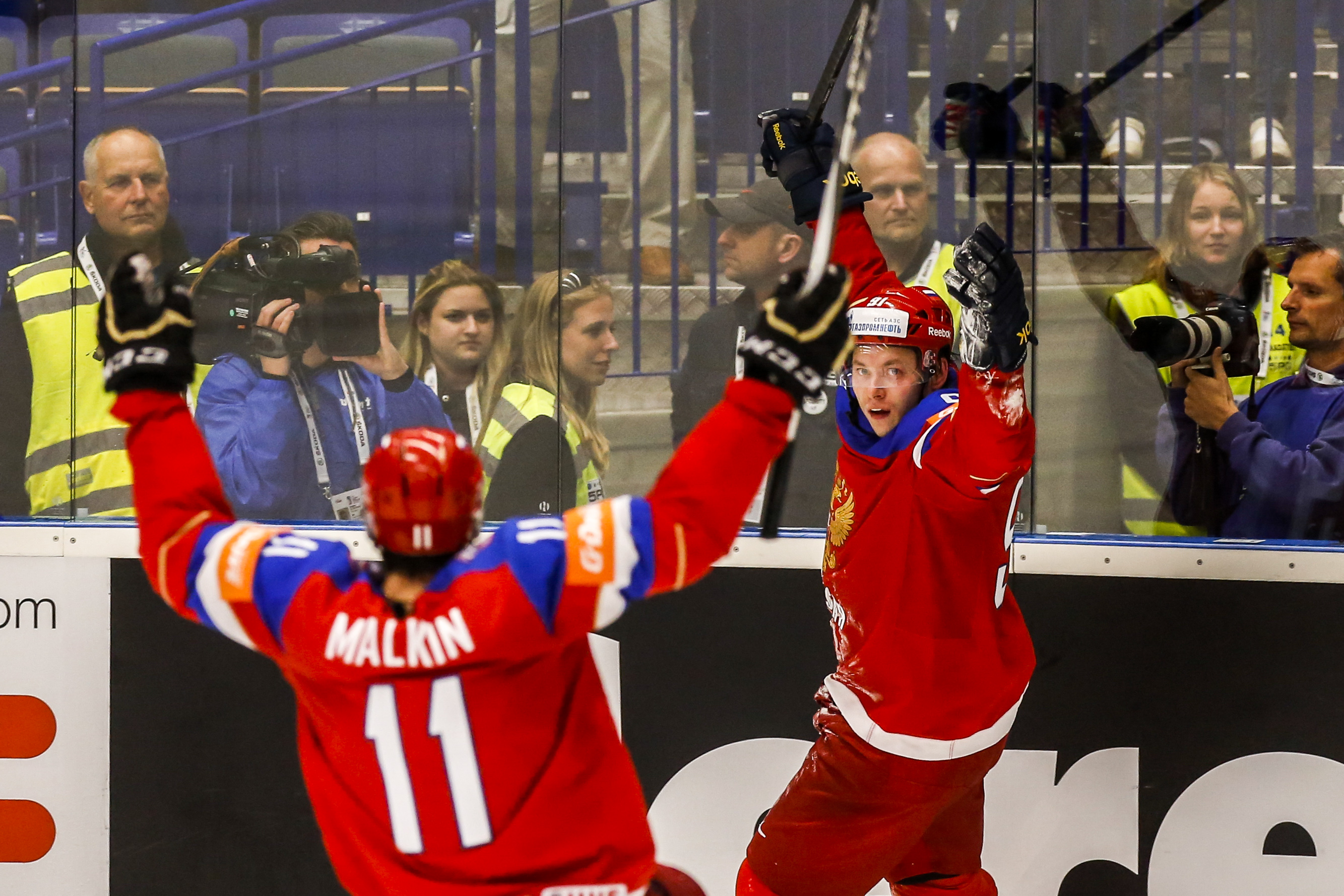 Sweden v Russia - 2015 IIHF Ice Hockey World Championship Quarter Final