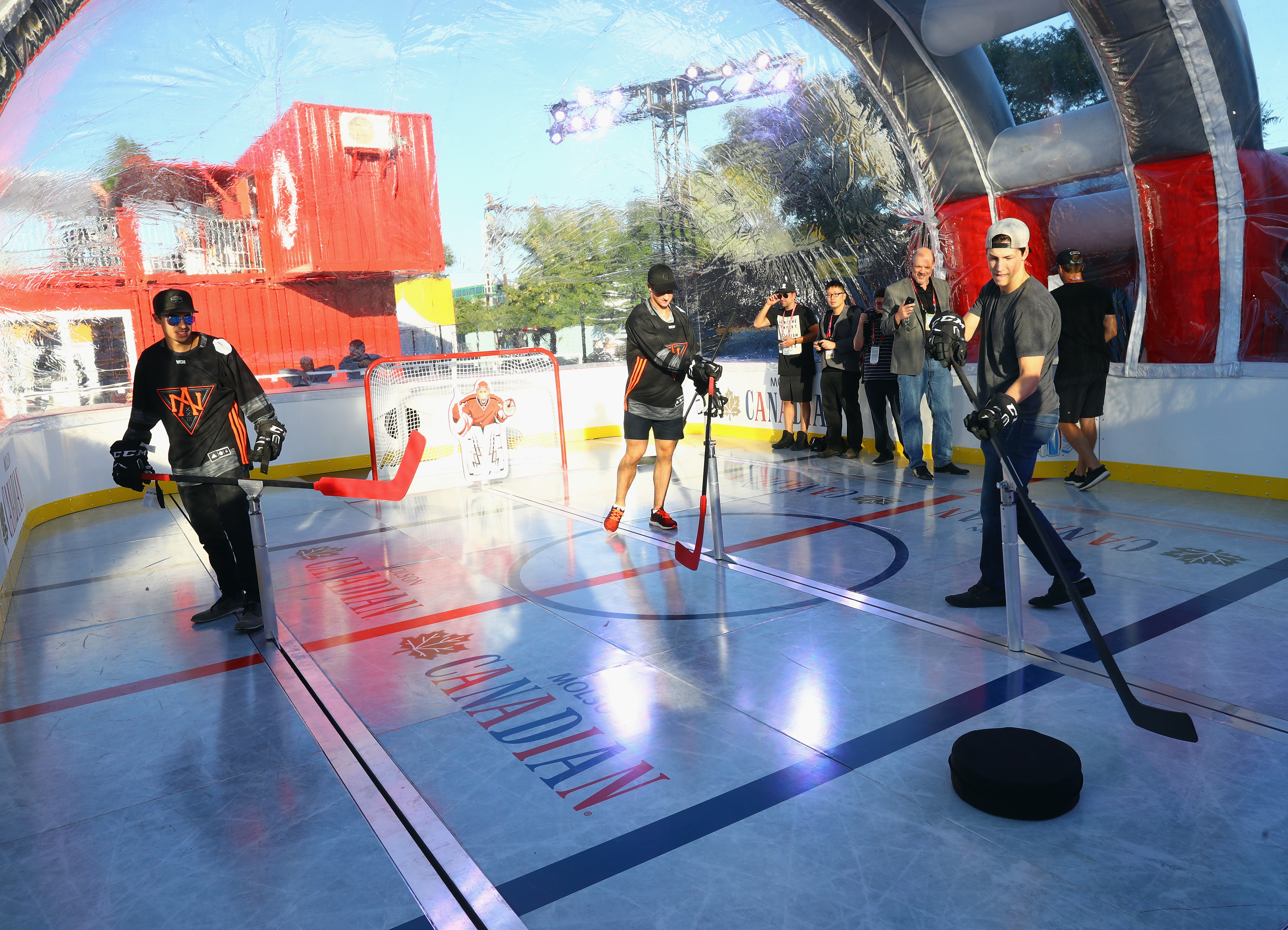 World Cup Of Hockey 2016 - Scotiabank Fan Village Events