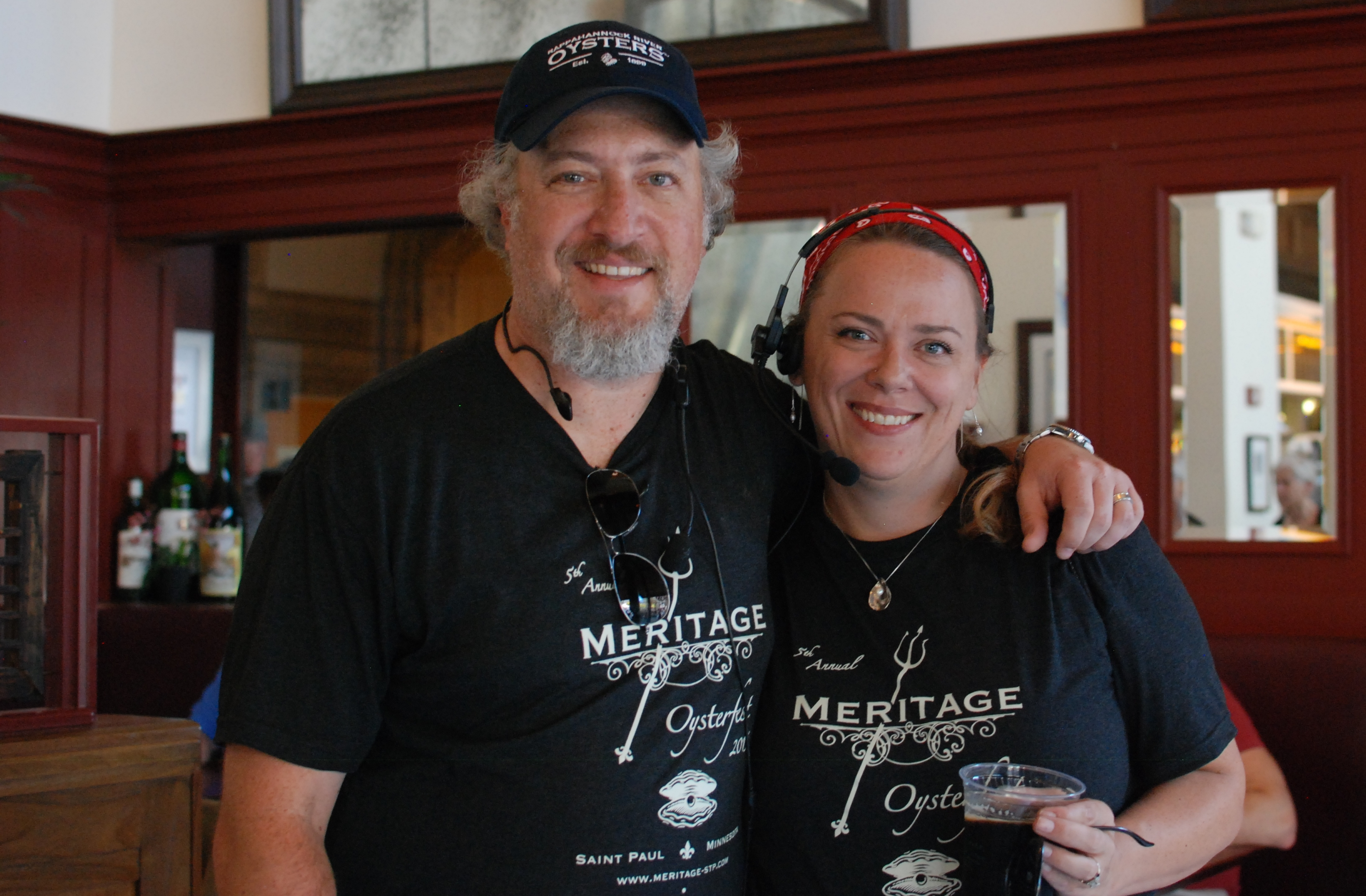 What You Missed at This Year's Meritage Oysterfest 2015