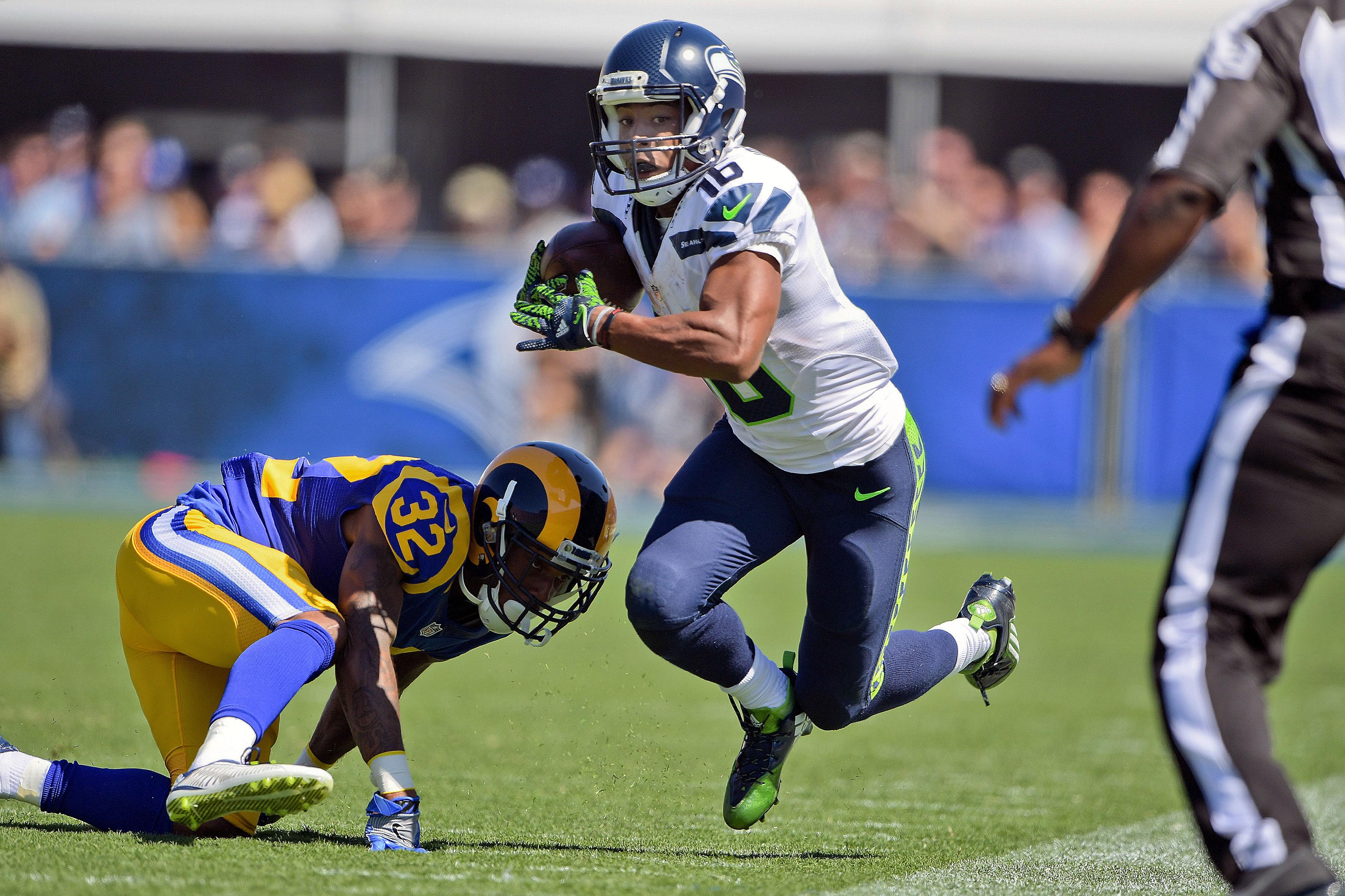 NFL: Seattle Seahawks at Los Angeles Rams