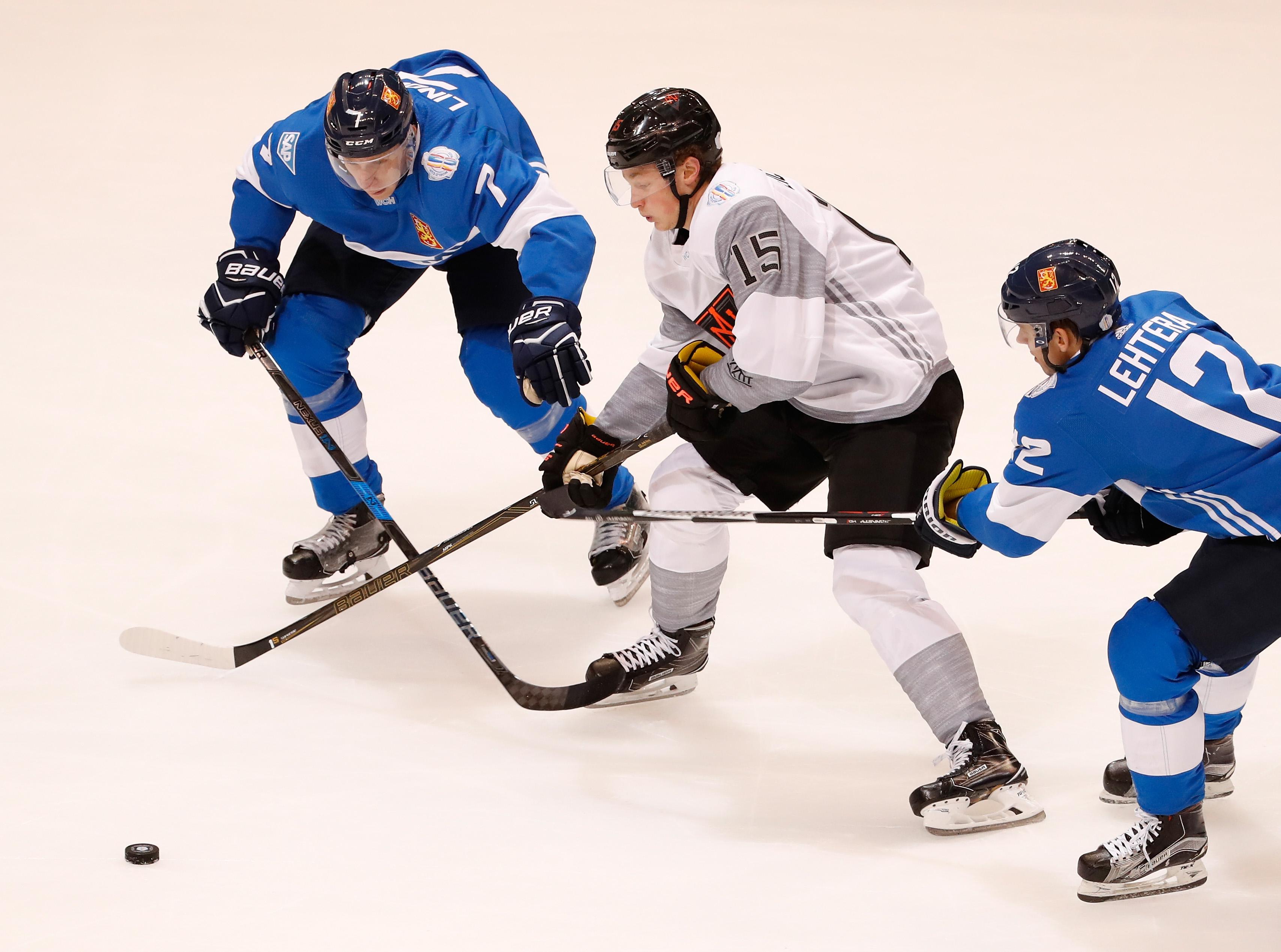 World Cup Of Hockey 2016 - Team North America v Findland