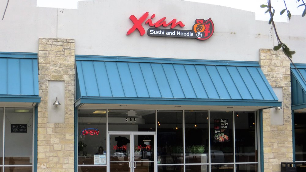 Xian Sushi and Noodle on Ranch Road 620