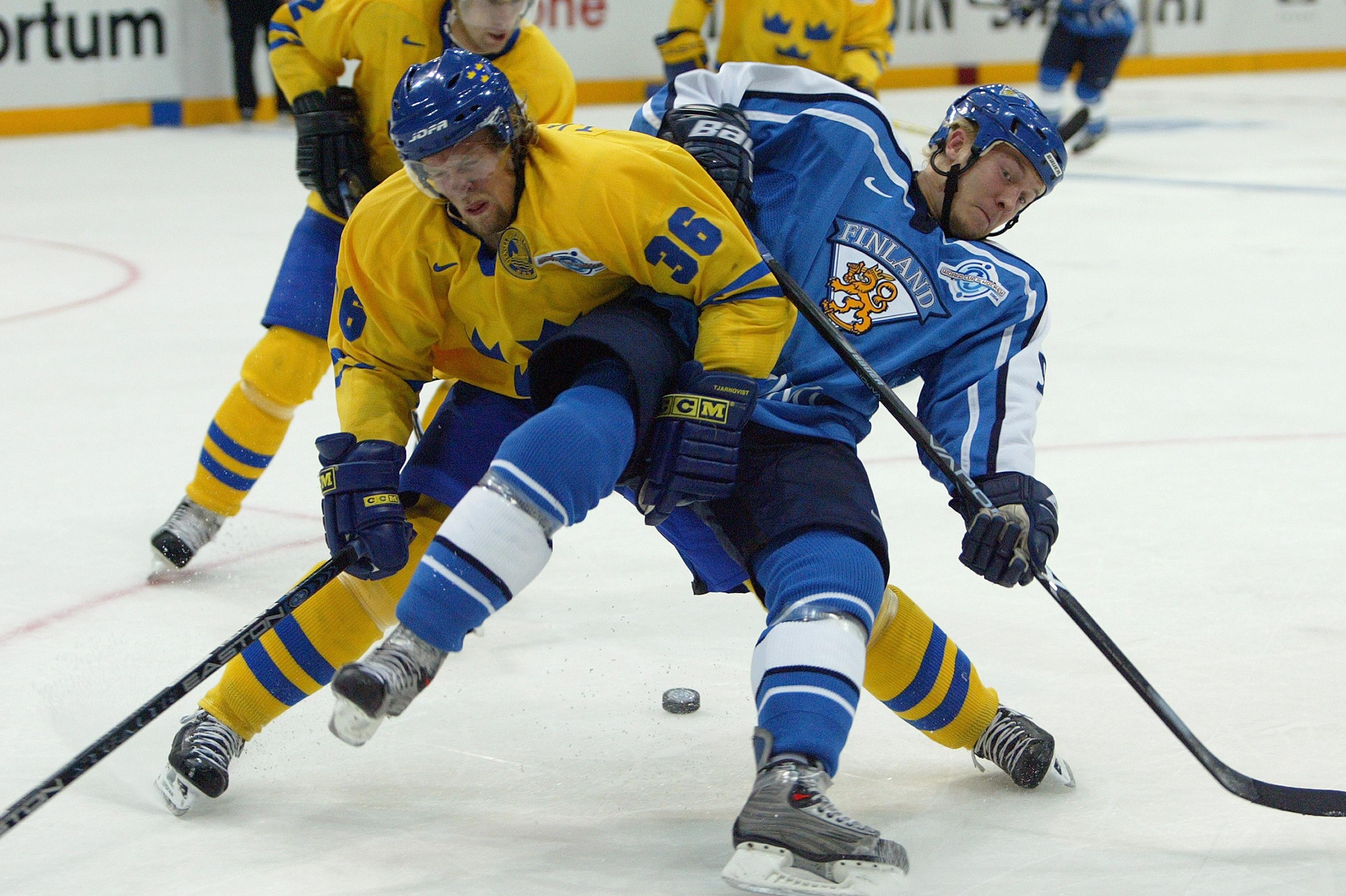 Sweden v Finland