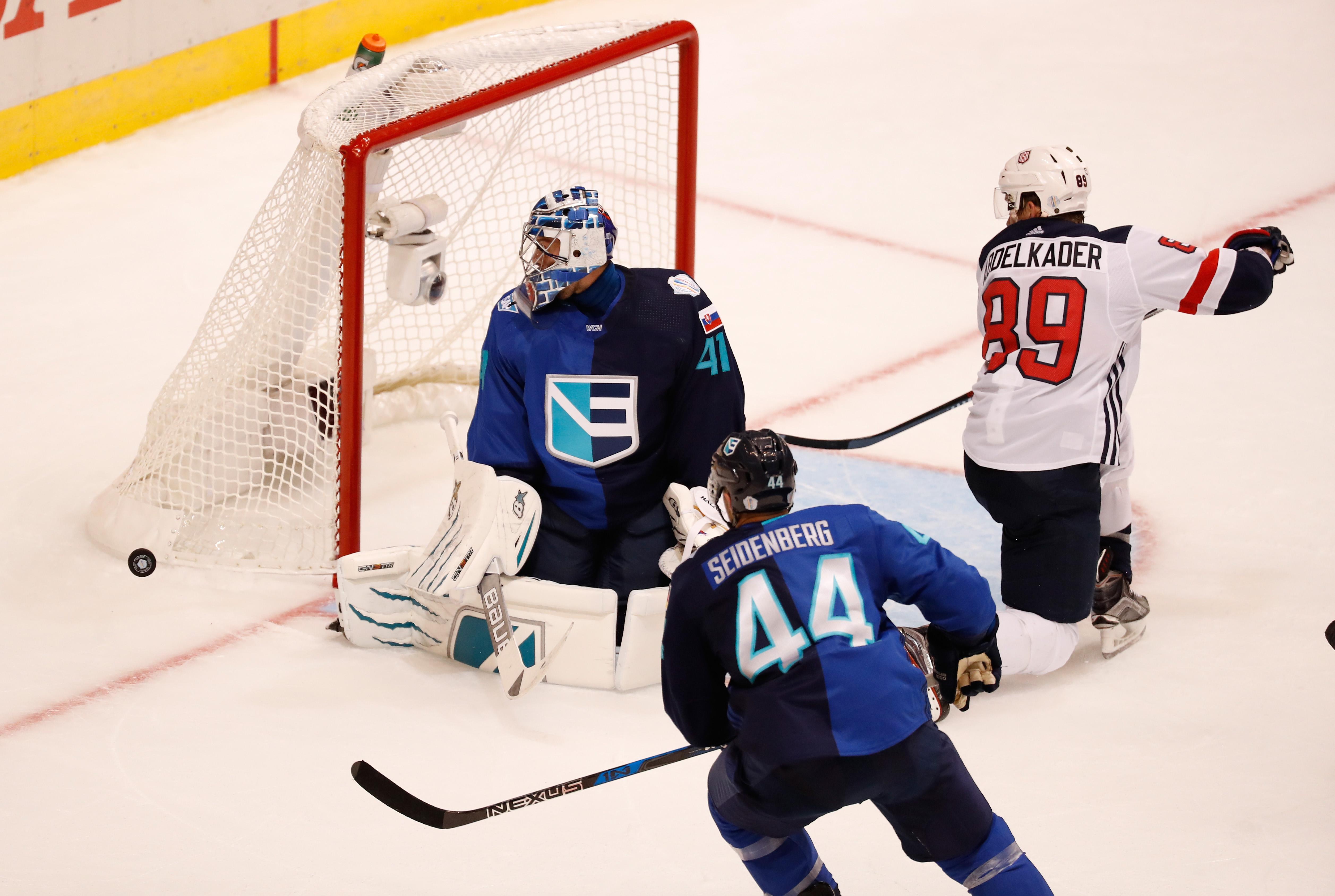 World Cup Of Hockey 2016 - United States v Team Europe