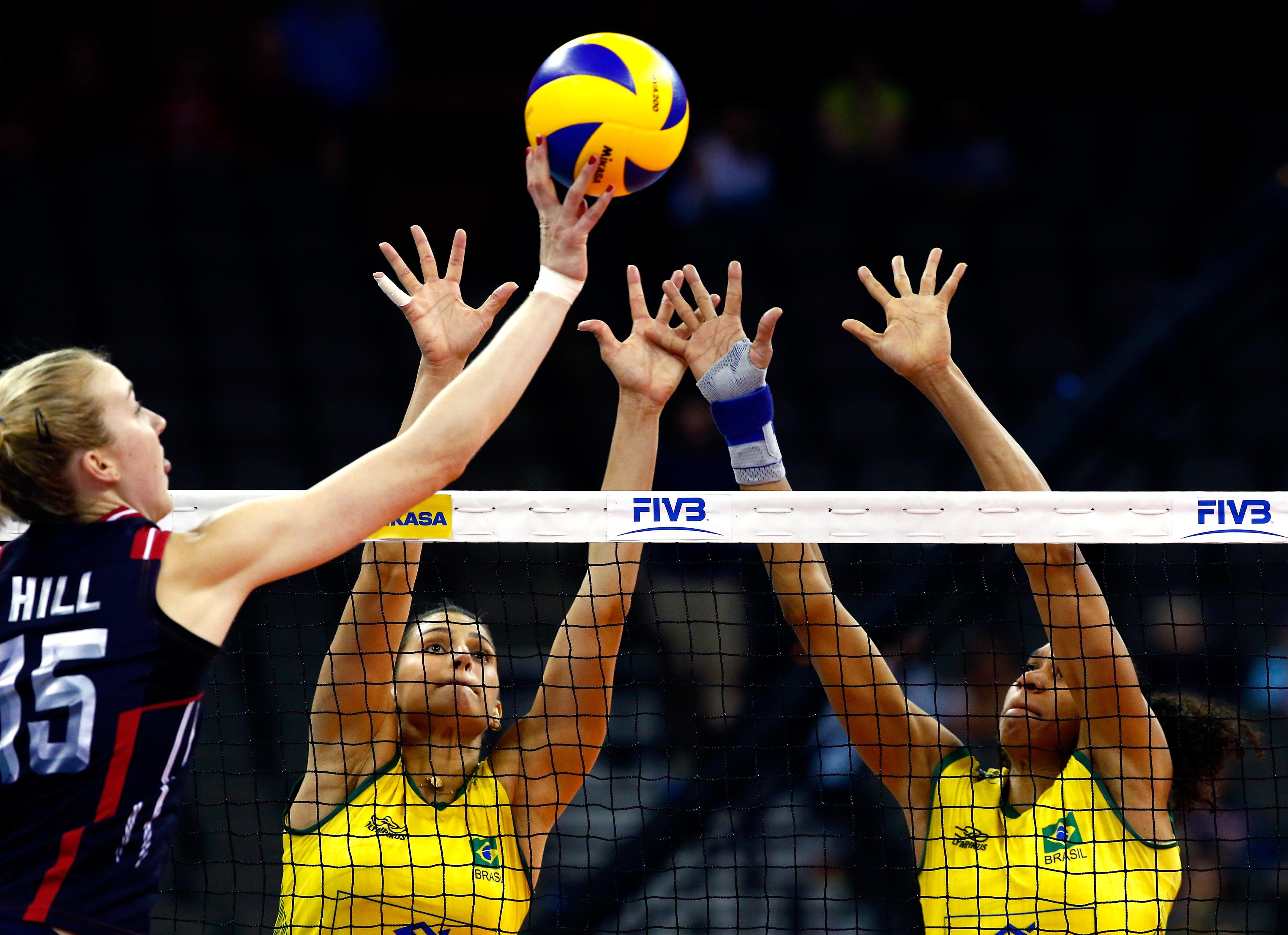 FIVB Volleyball World Grand Prix - Day 4