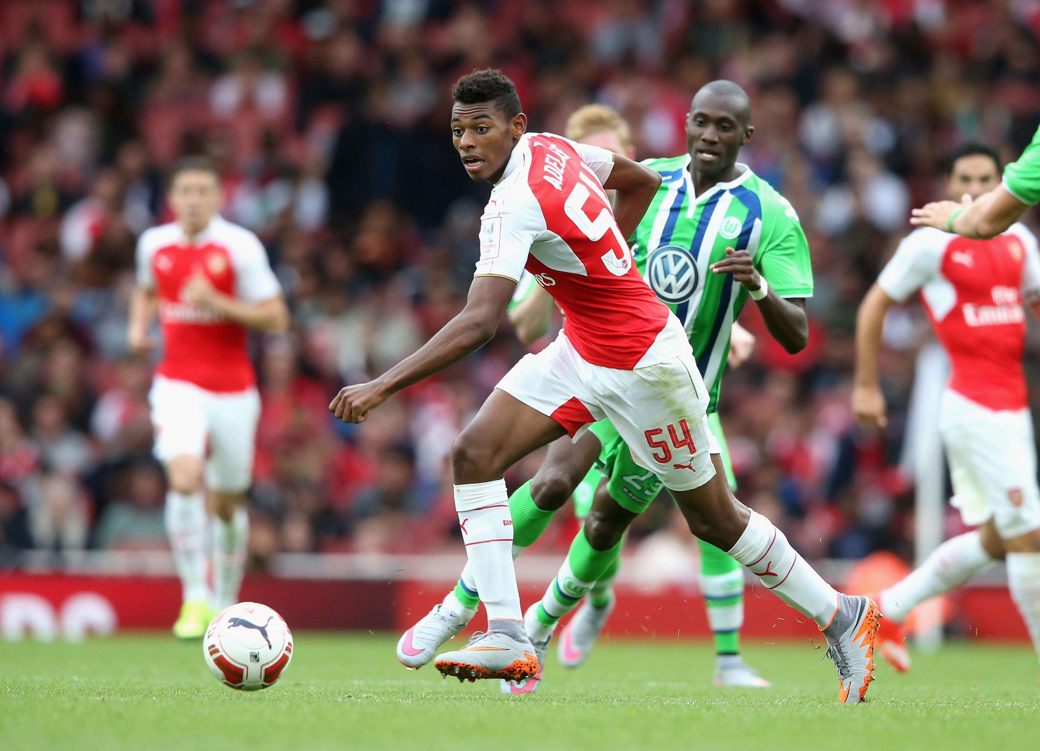 Arsenal v VfL Wolfsburg - Emirates Cup