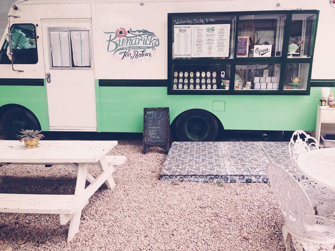 Bundrick's Tea Parlour