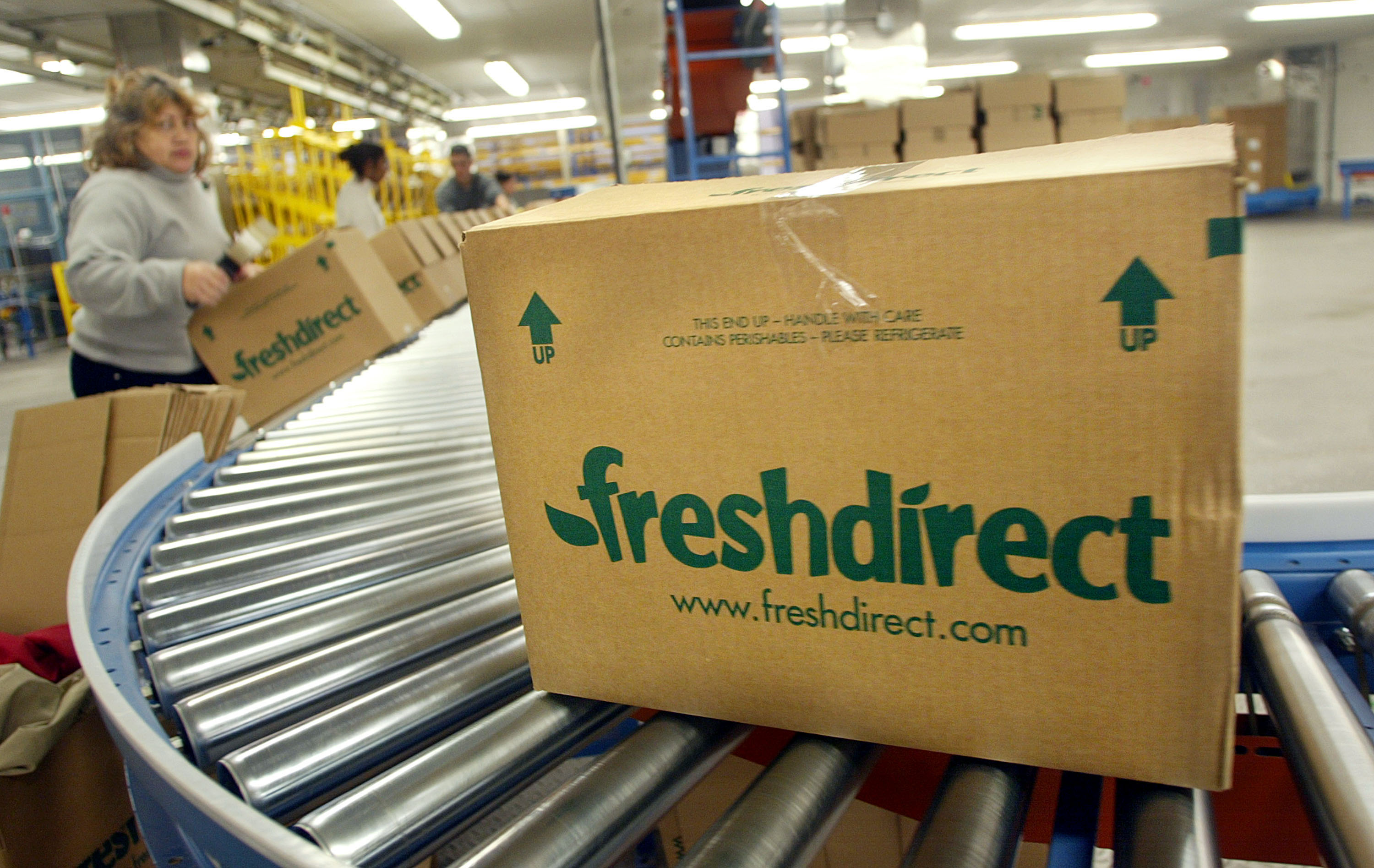 FreshDirect dominates grocery delivery in New York  Now it
