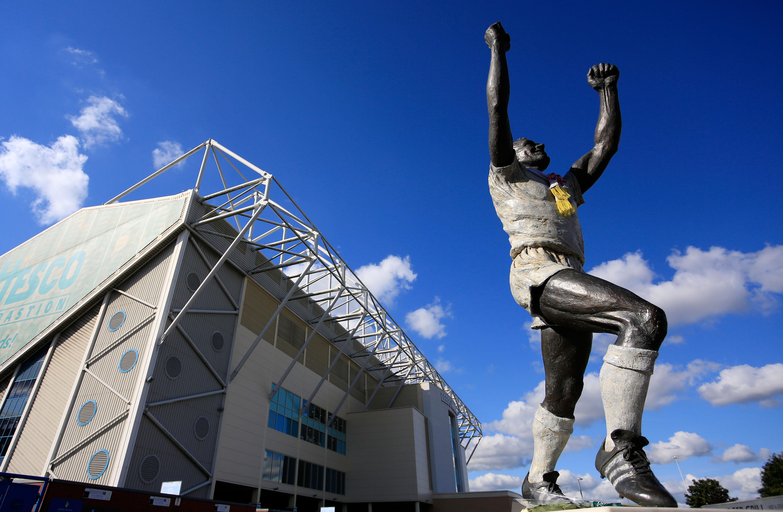 Leeds United v Nottingham Forest - npower Championship