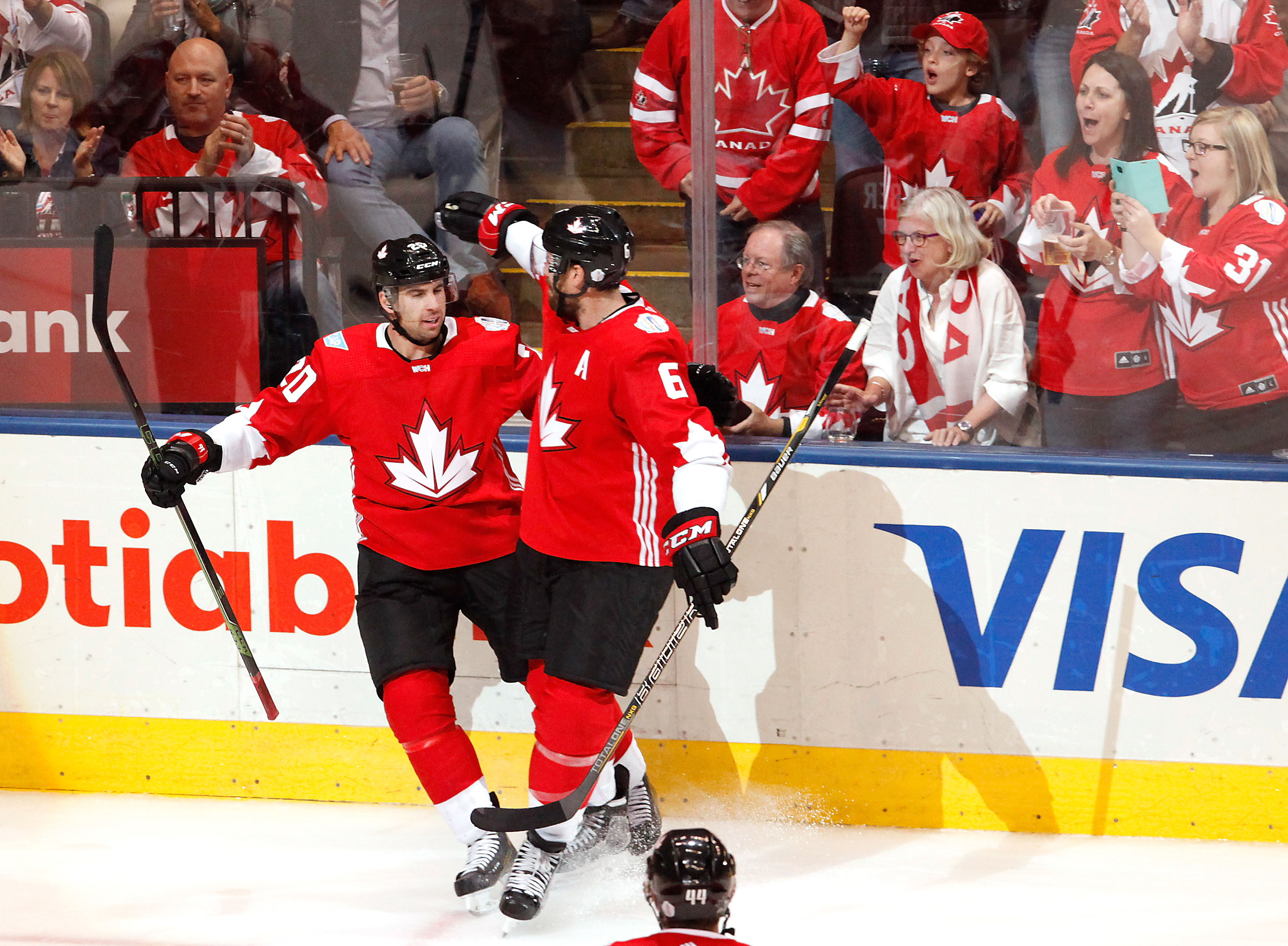 online retailer 6128a ea63f 2016 World Cup of Hockey: Tavares scores as Canada squashes ...