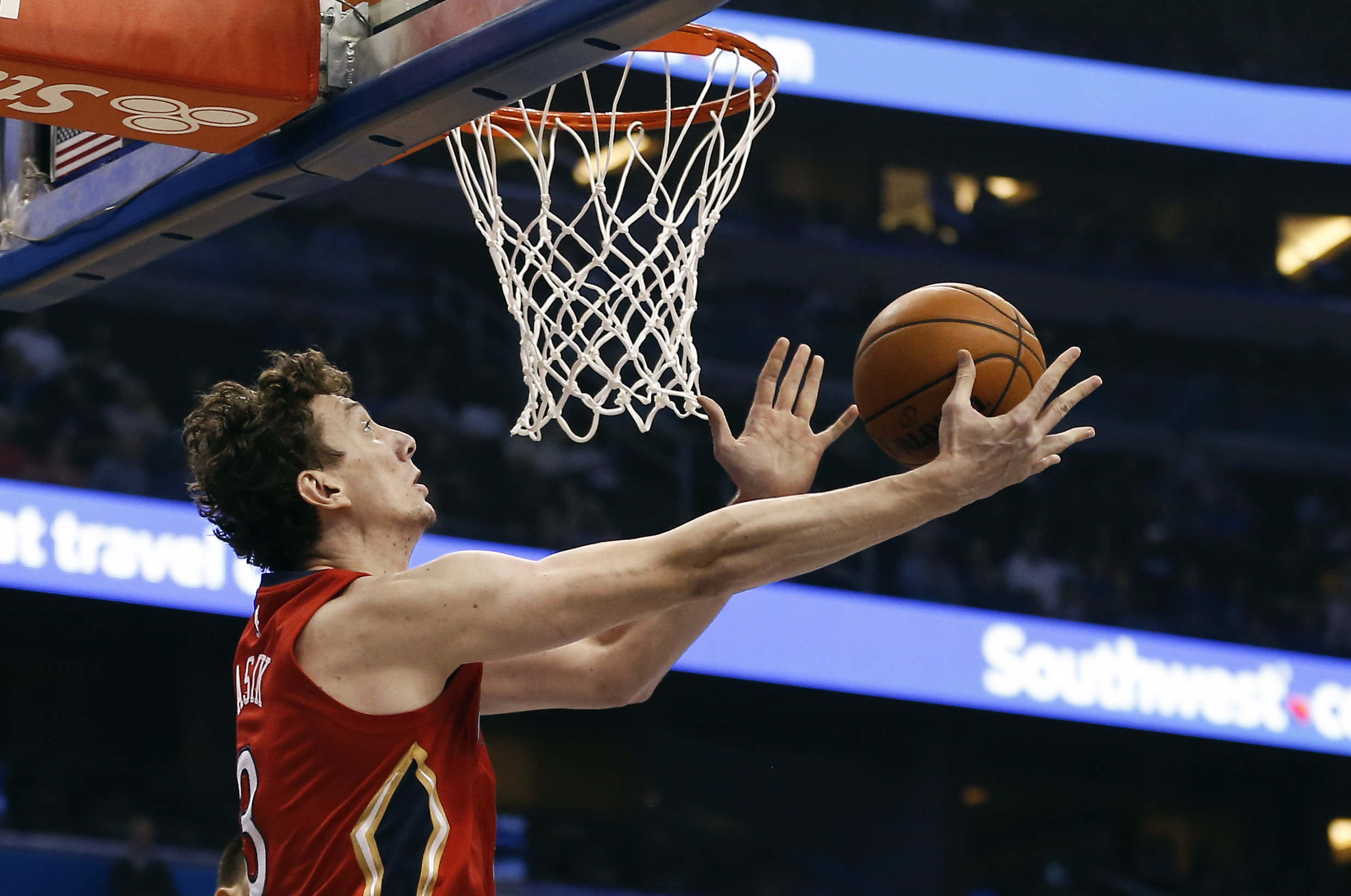 NBA: New Orleans Pelicans at Orlando Magic