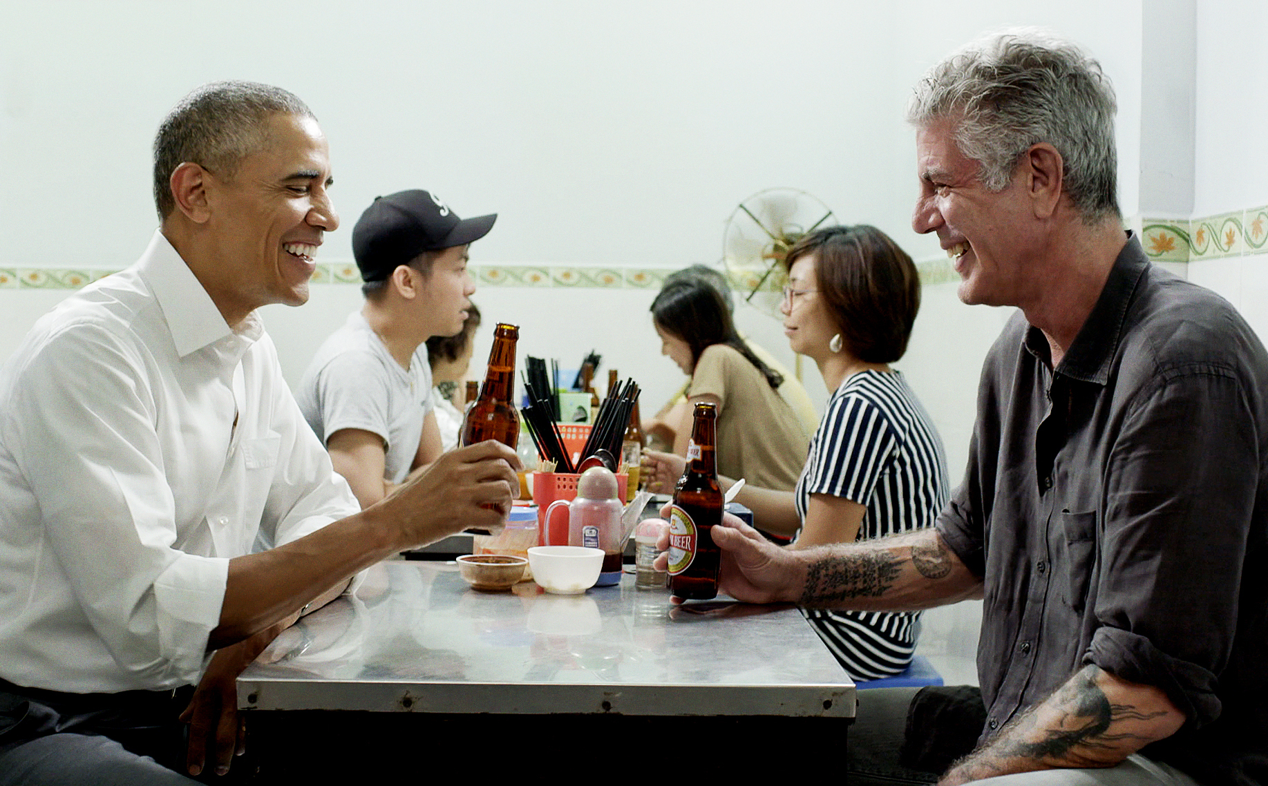 'Anthony Bourdain: Parts Unknown' in Hanoi, Vietnam: Just the One-Liners