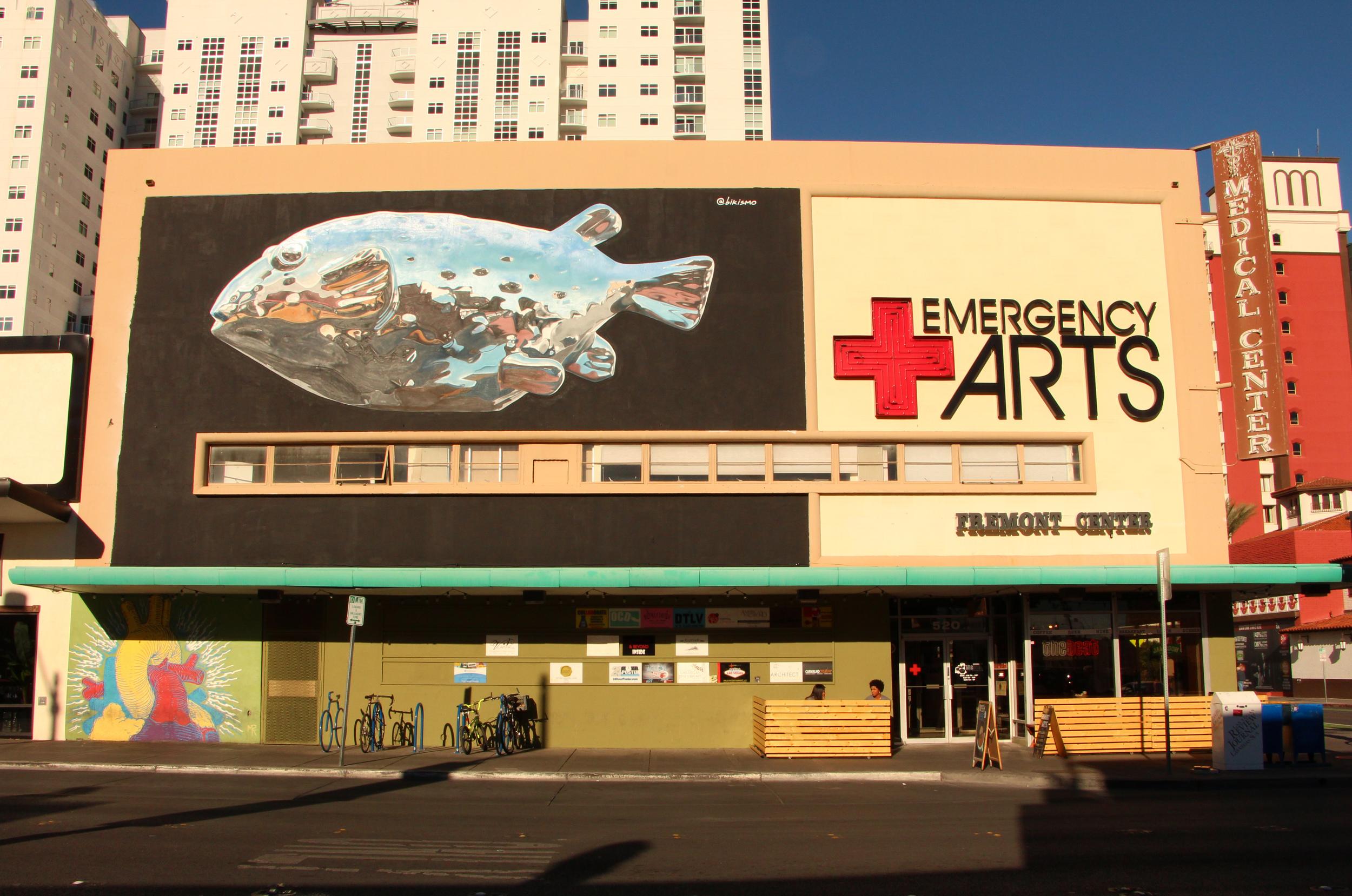 Emergency Arts