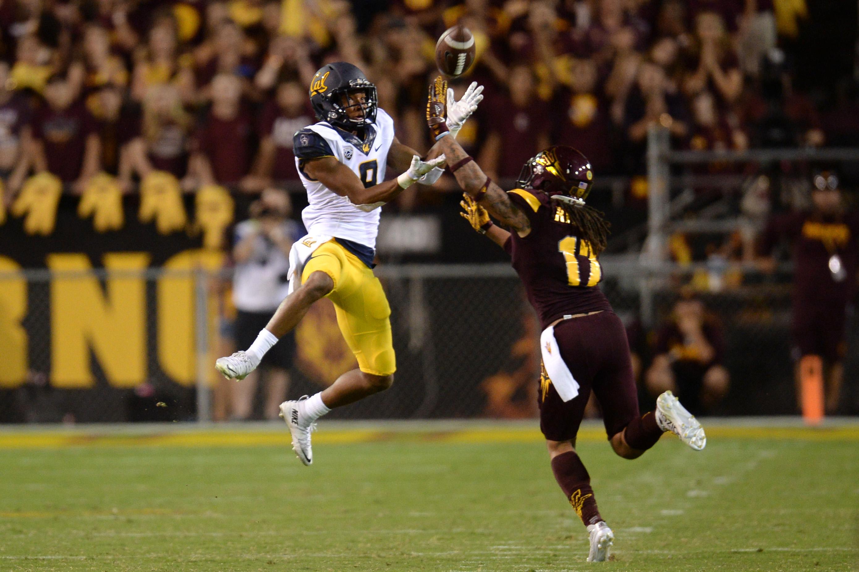 NCAA Football: California at Arizona State