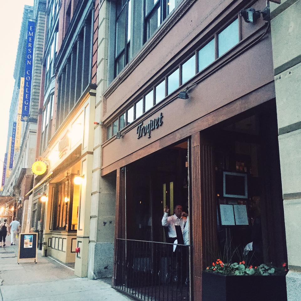 Troquet Will Relocate Downtown