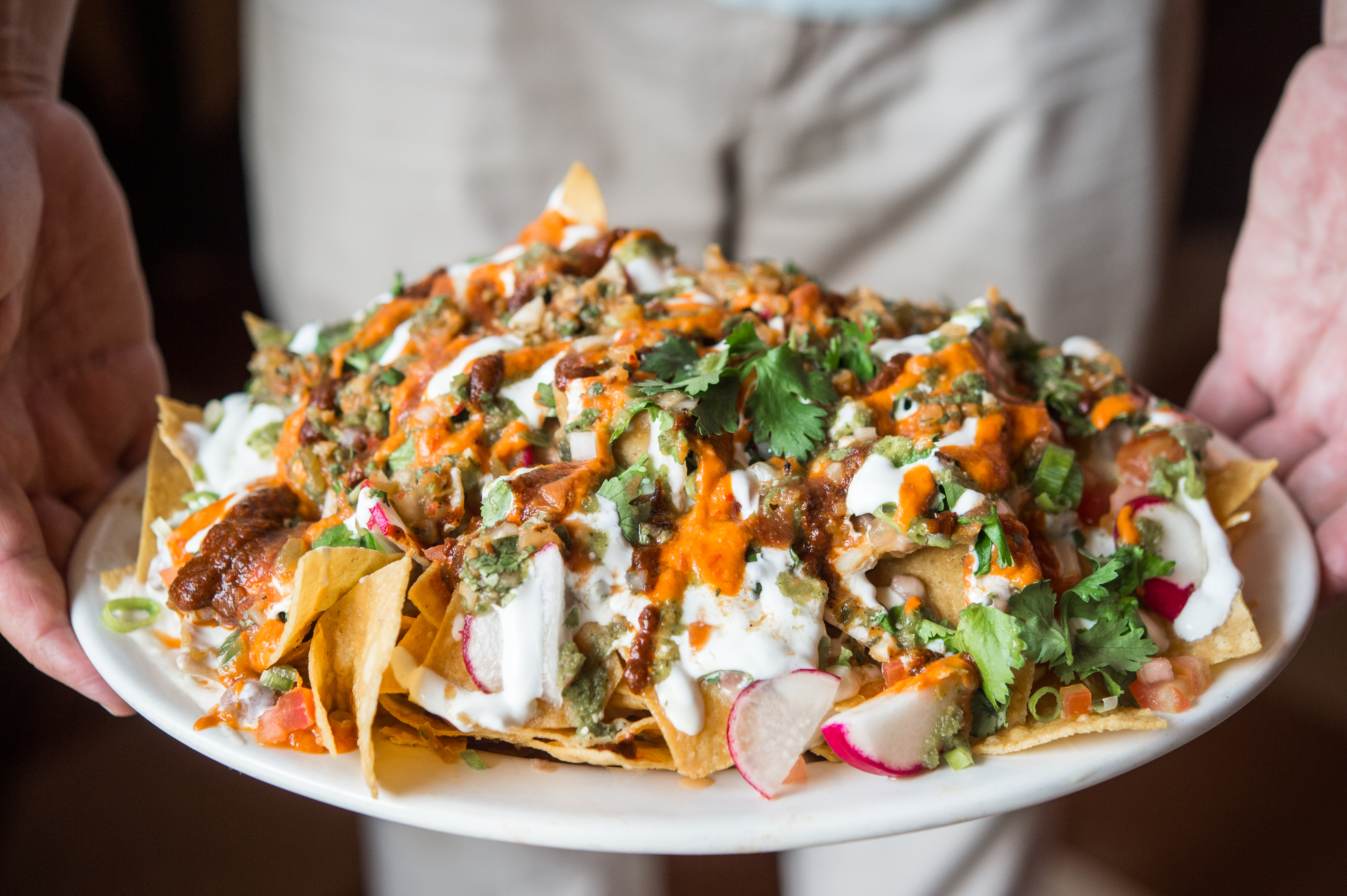 [Nachos, a great thing to get delivered to your door]