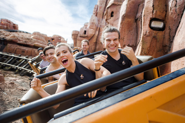 The Band Perry Visit Walt Disney World Resort