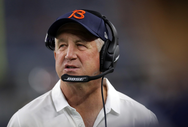 John Fox, Chicago Bears