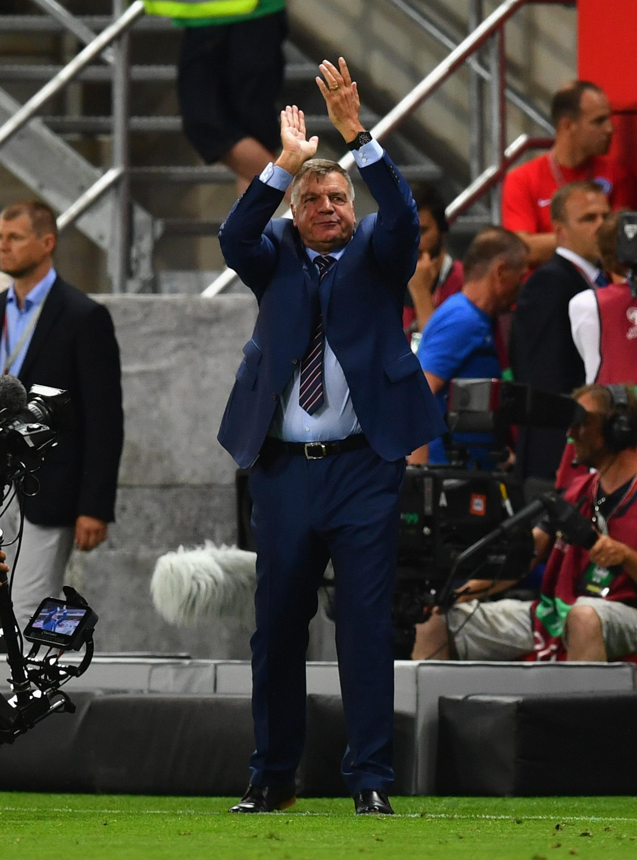 Slovakia v England: 2018 FIFA World Cup Qualifier