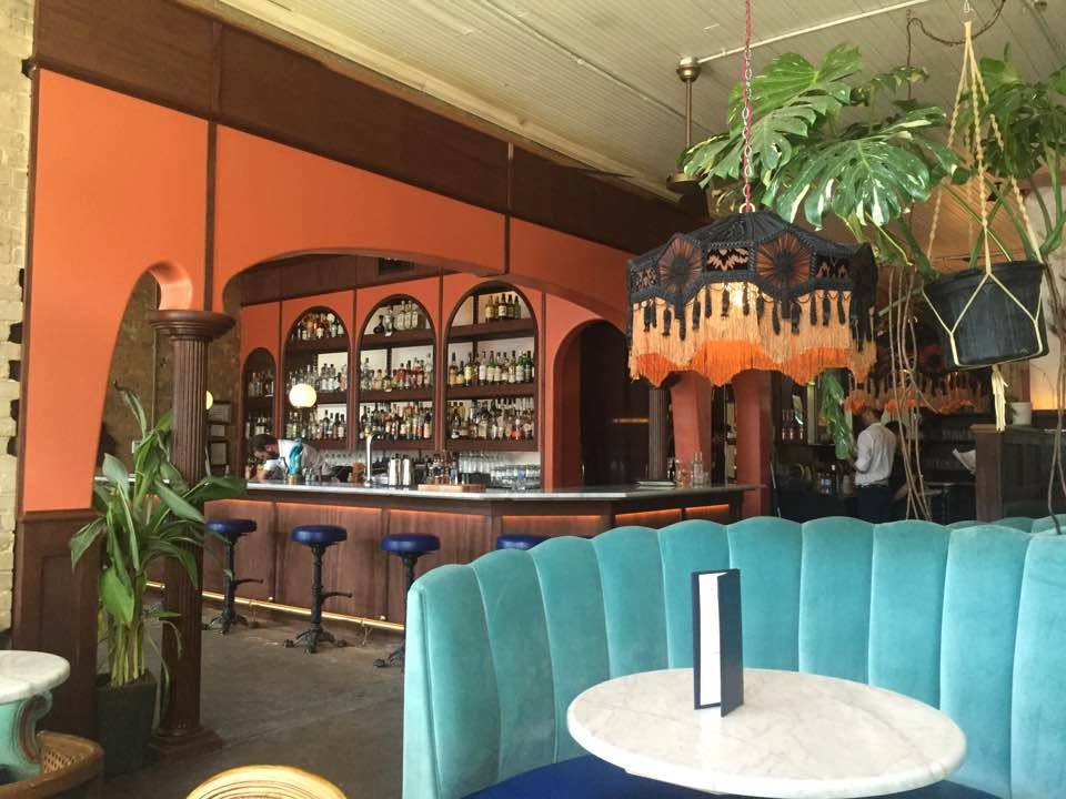 The Early Word on Revamped Cocktail Bar Ah Sing Den