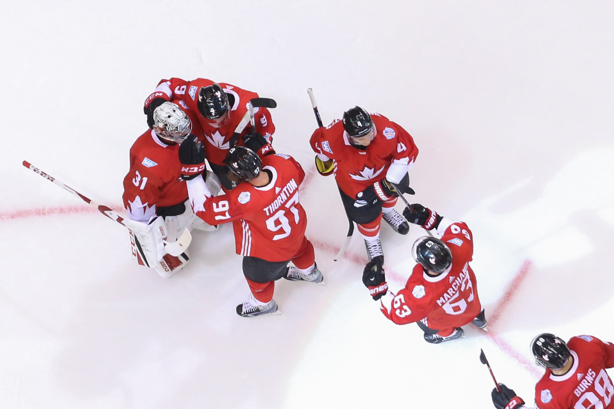 World Cup Of Hockey 2016 Final - Game One - Europe v Canada