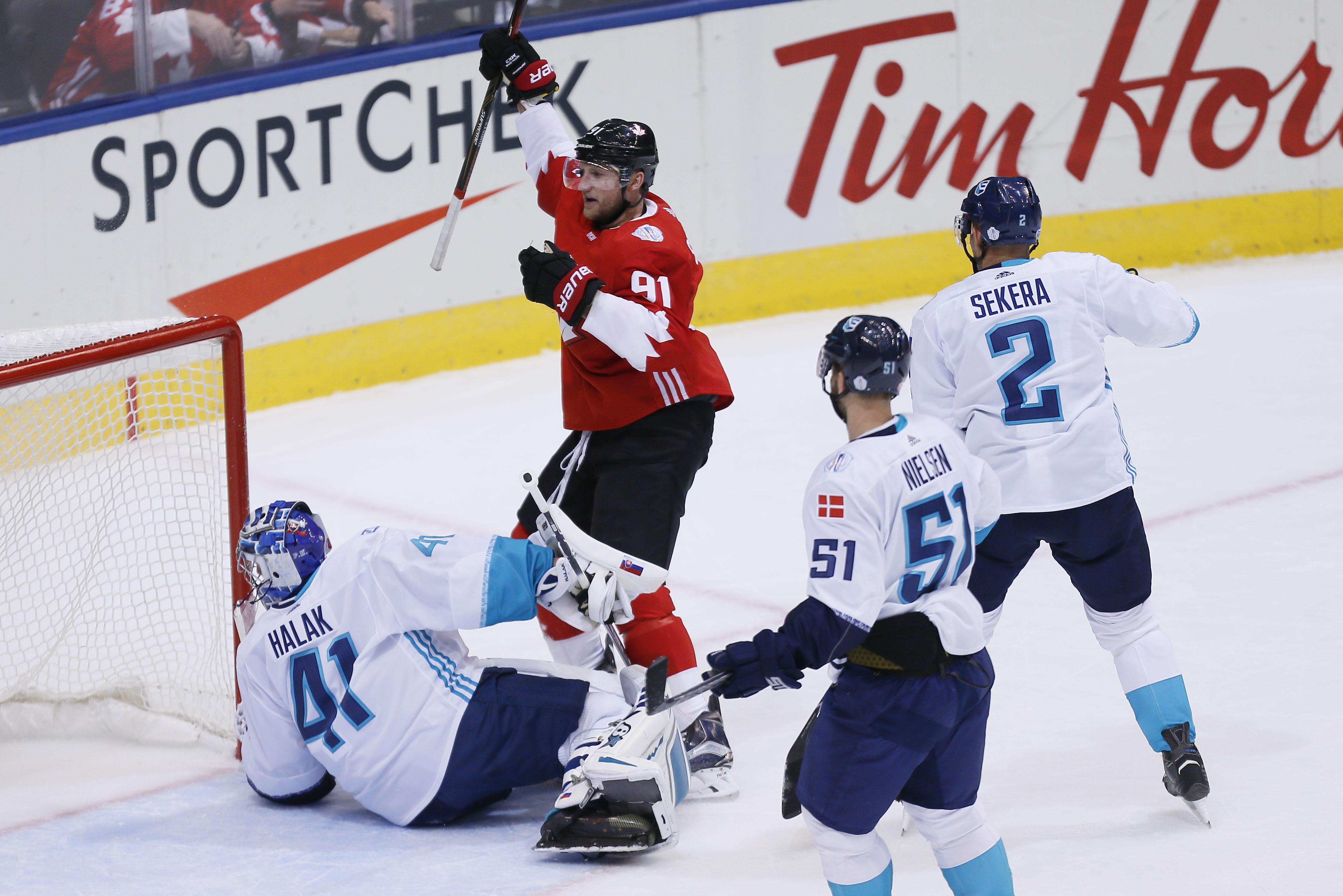 Hockey: World Cup of Hockey-Final-Team Canada vs Team Europe