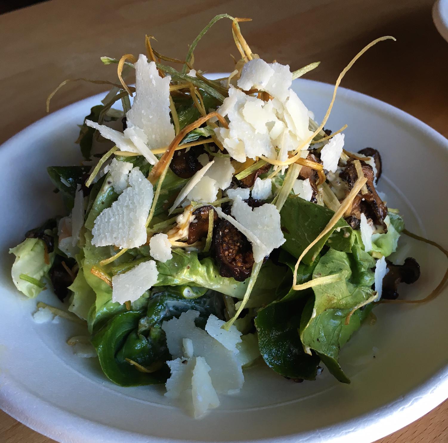 Chow Morso salad